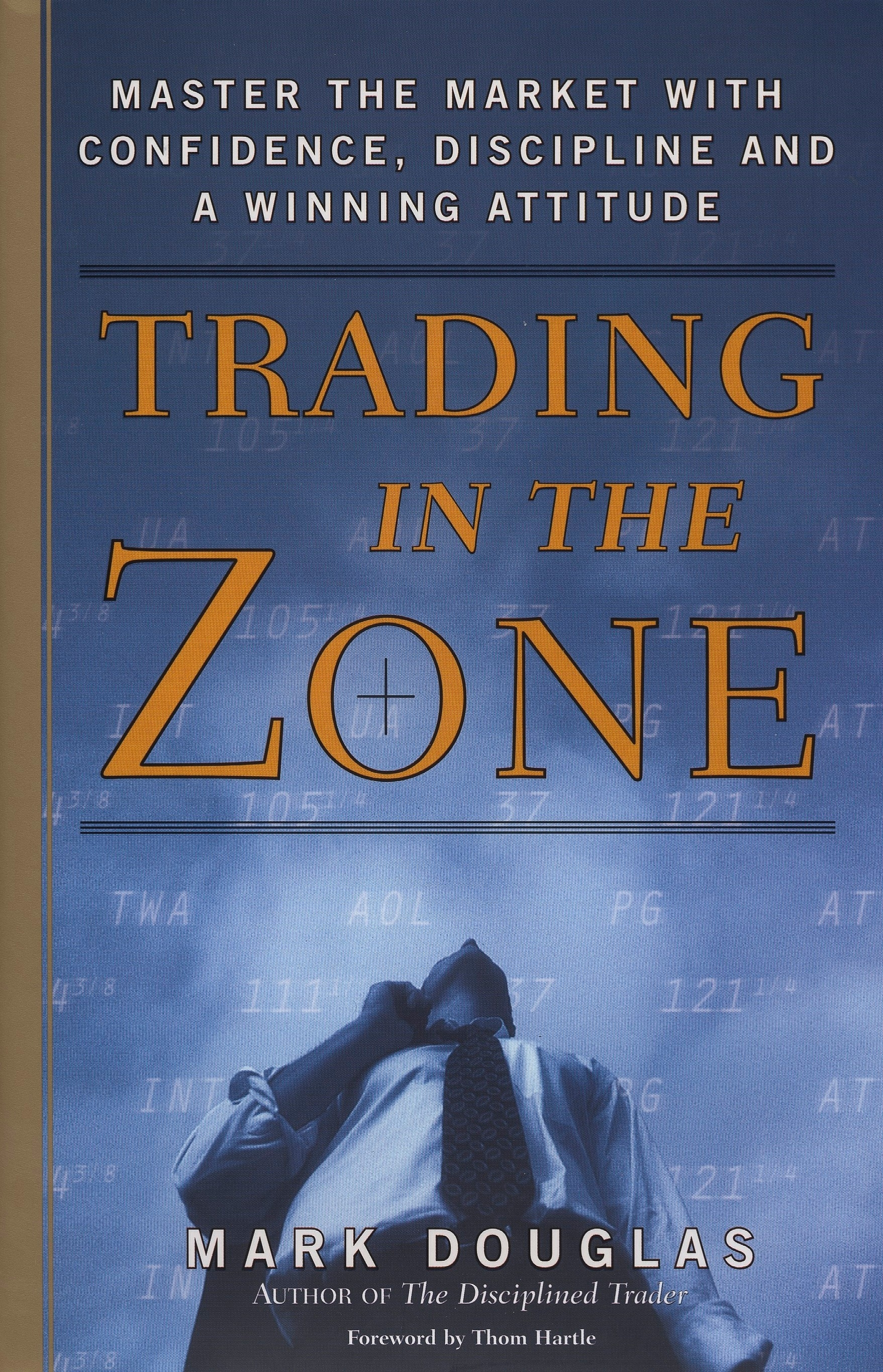 Book Cover Series Zone : Trading in the zone penguin books australia