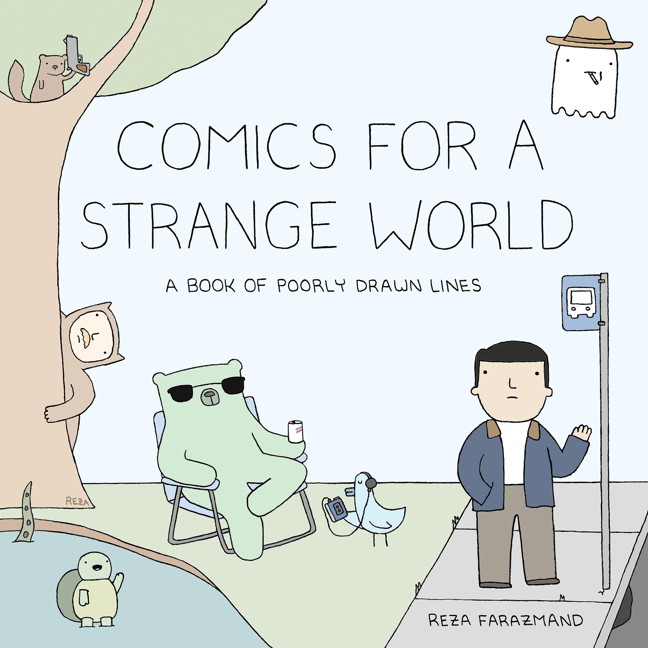 Comics For A Strange World