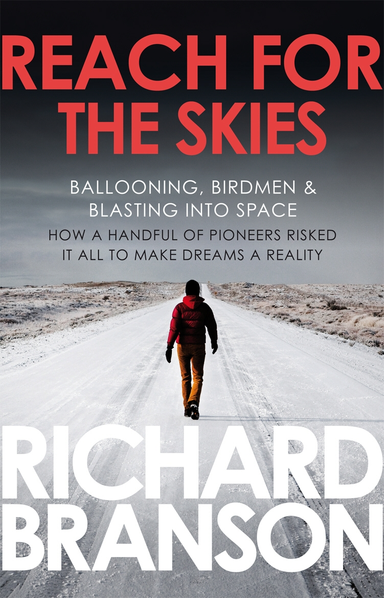 Reach for the Skies by Richard Branson - Penguin Books ...