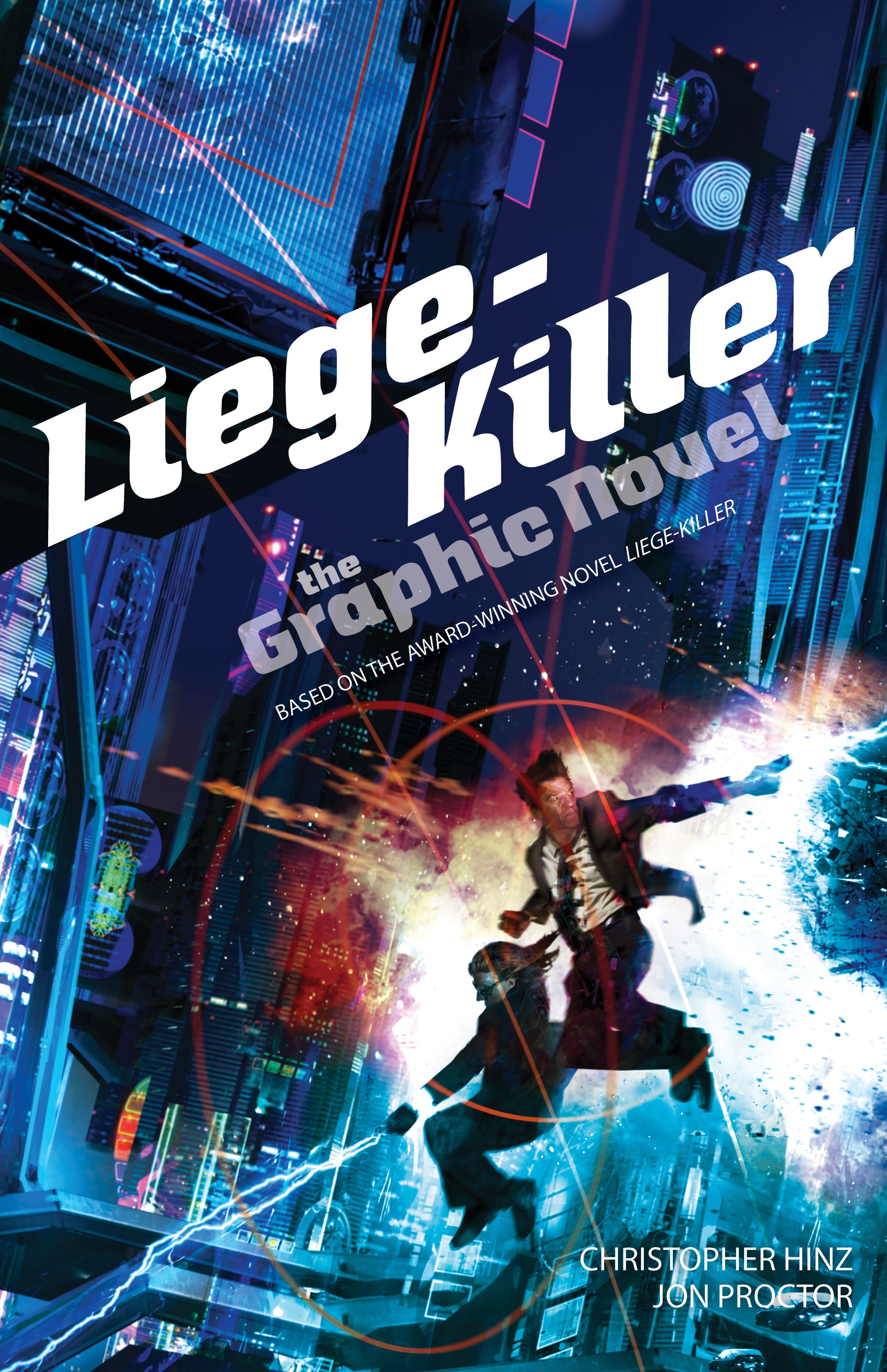 Liege-Killer The Graphic Novel