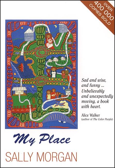 Book Cover:  My Place
