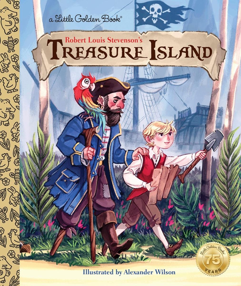 LGB Treasure Island