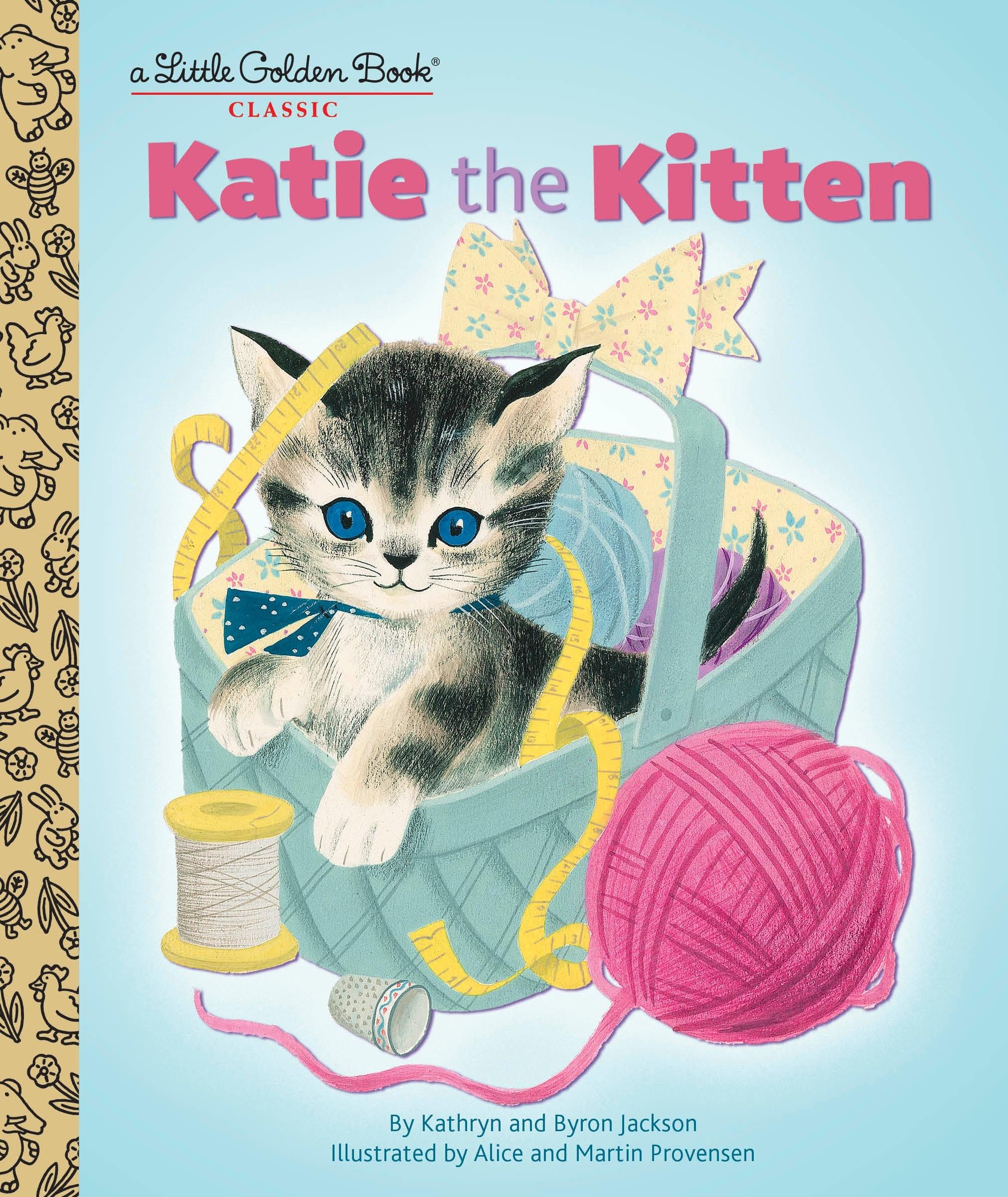 LGB Katie The Kitten