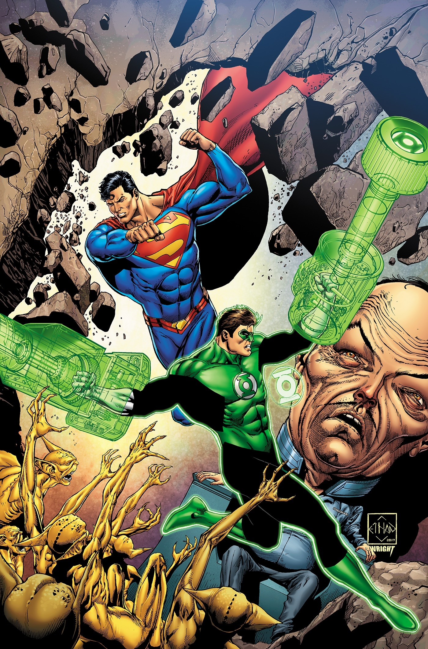 Hal Jordan And The Green Lantern Corps Vol. 5 Twilight Of The Guardians