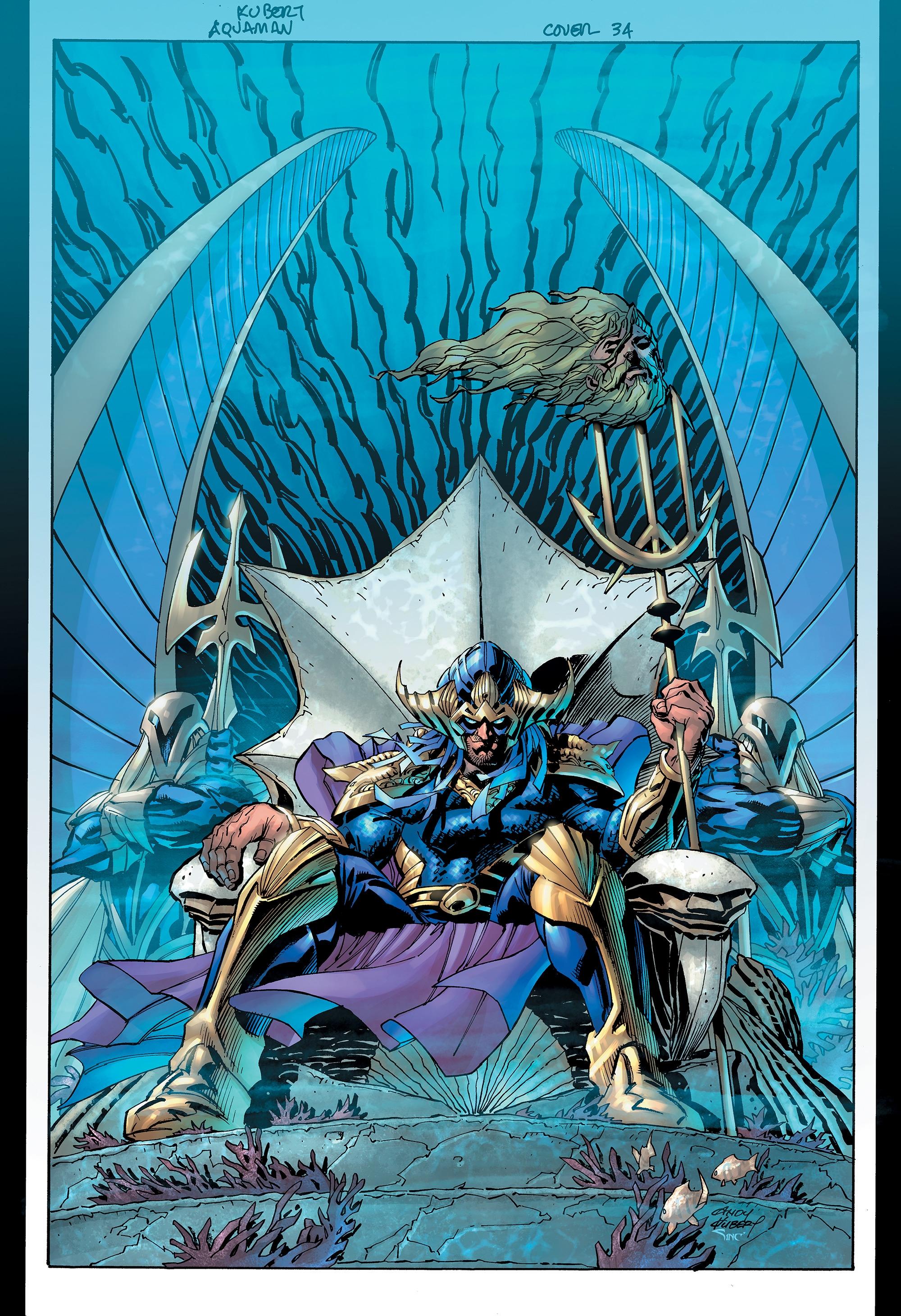 Aquaman Vol. 6 Kingslayer