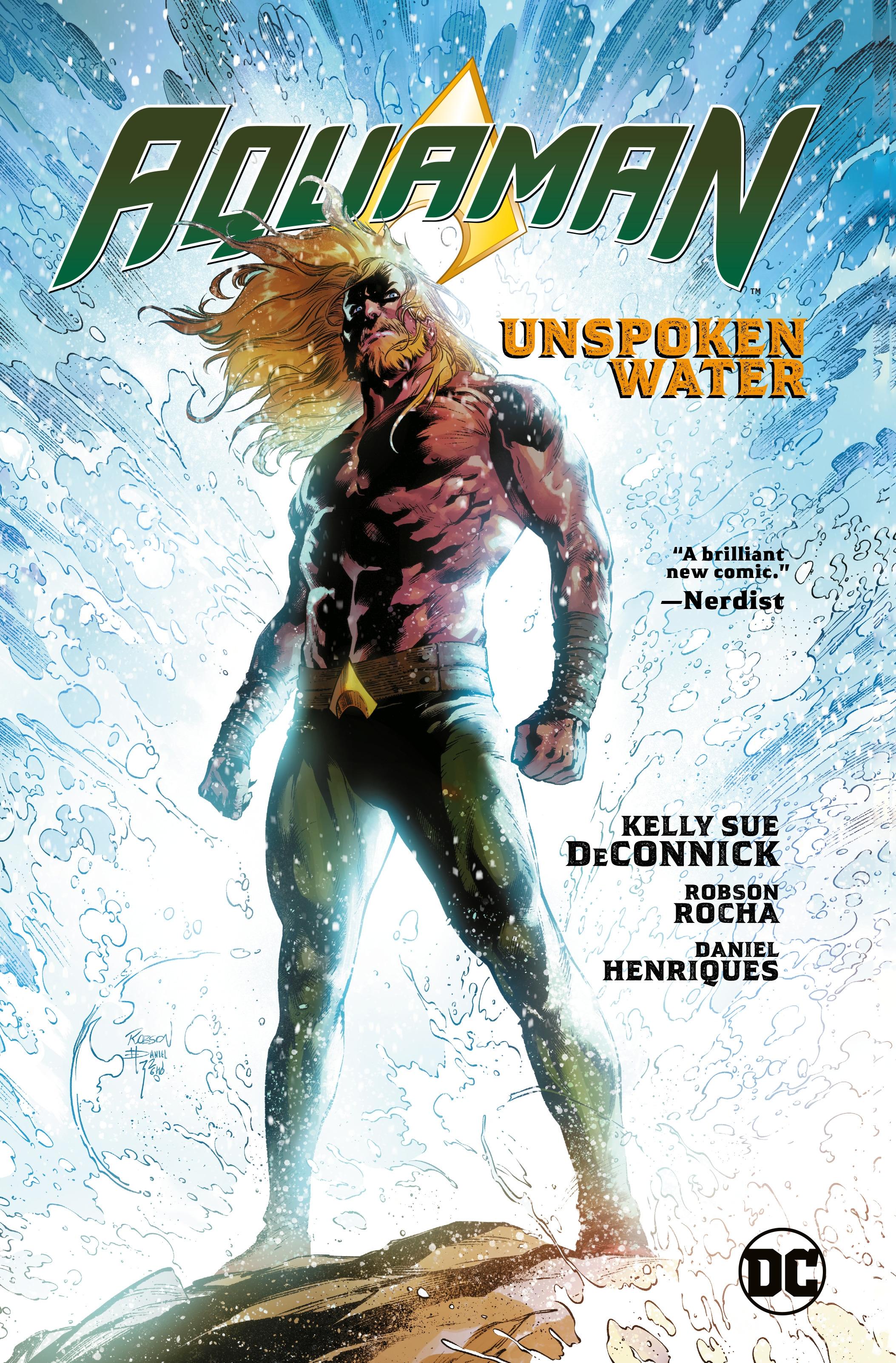 Aquaman Vol. 1 Unspoken Water