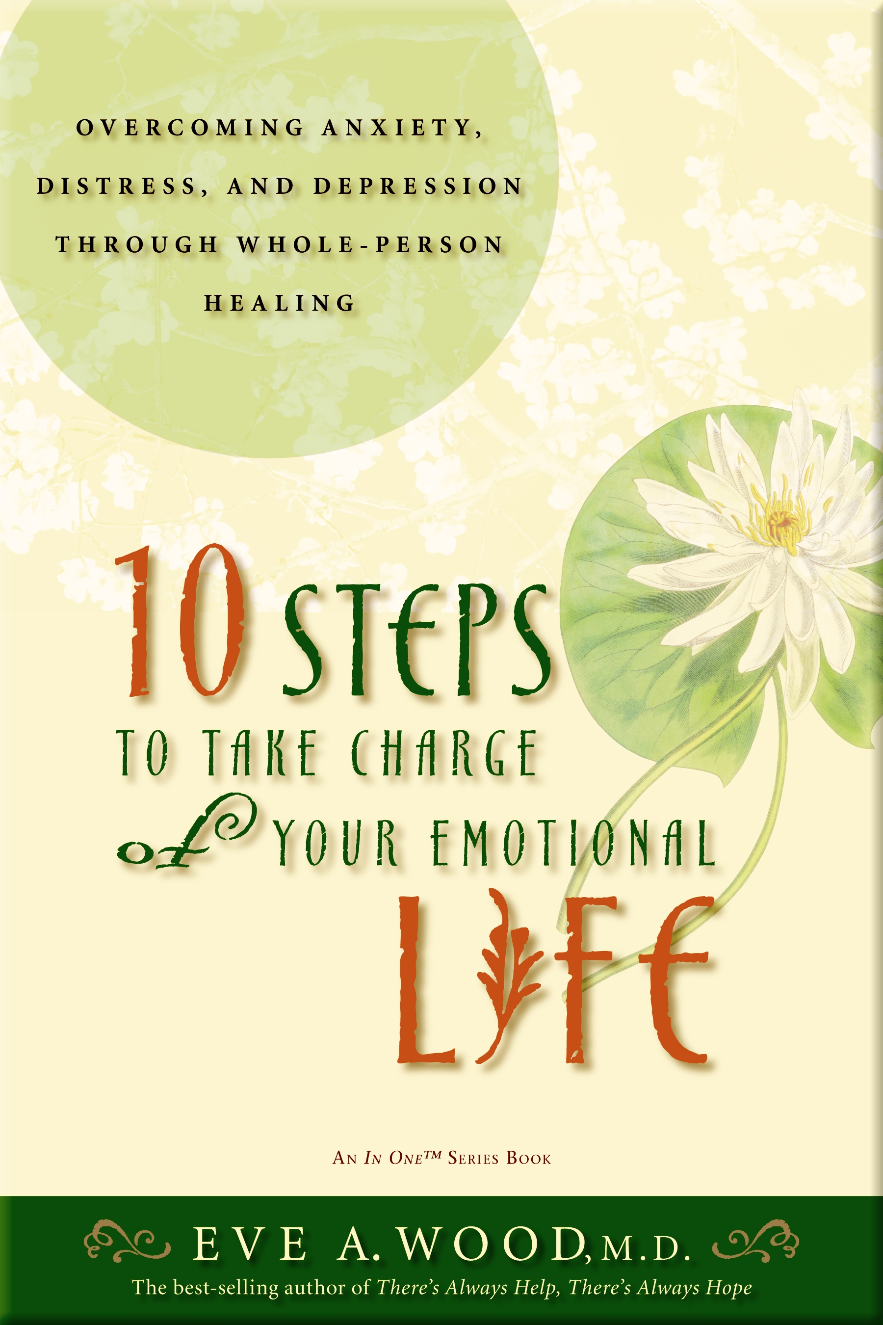 10 Steps To Take Charge Of Your Emotional Life: Overcoming Anxiety,