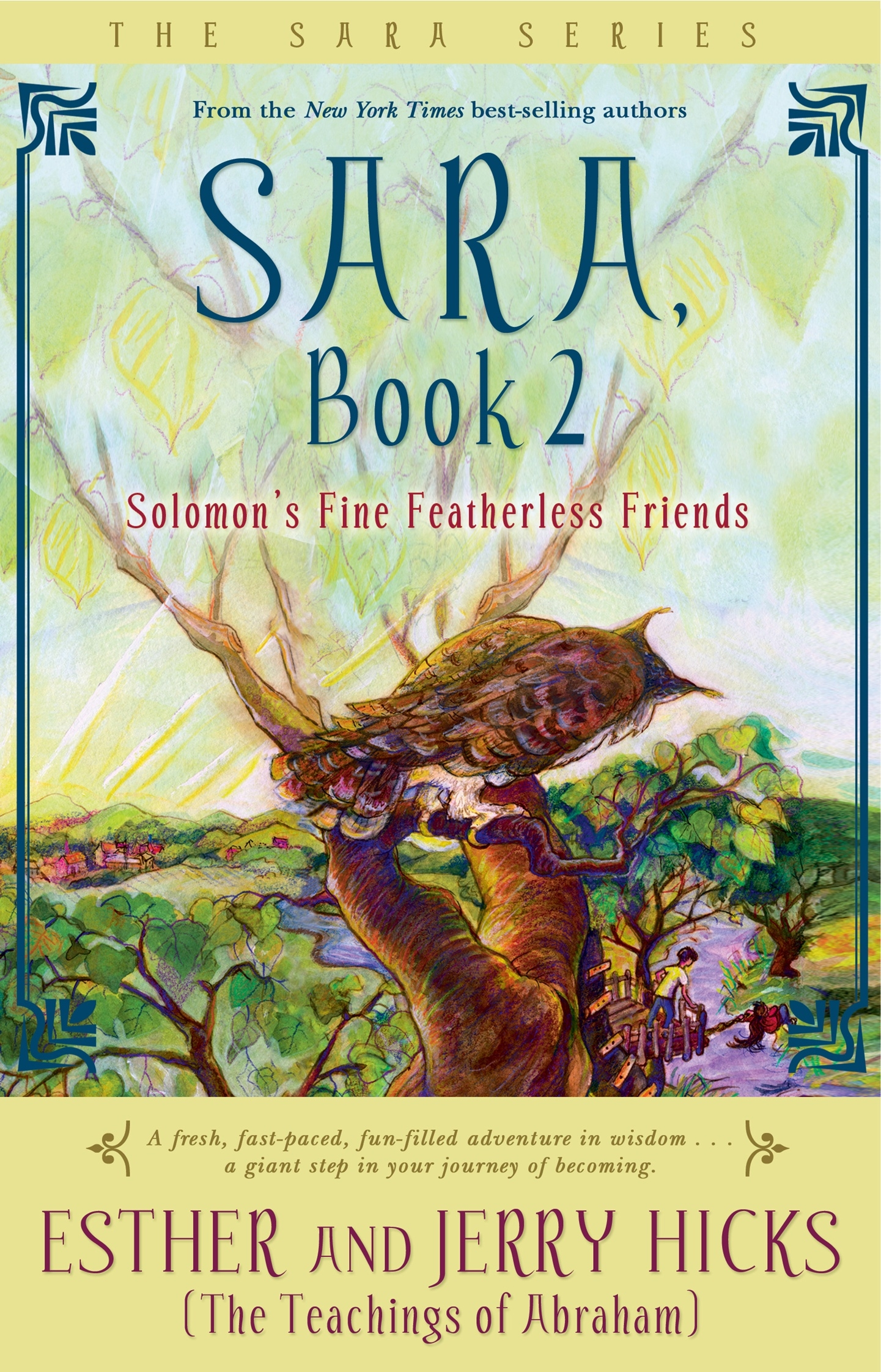 Sara Book 2: Solomon's Fine Featherless Friends | Puffin Books Australia