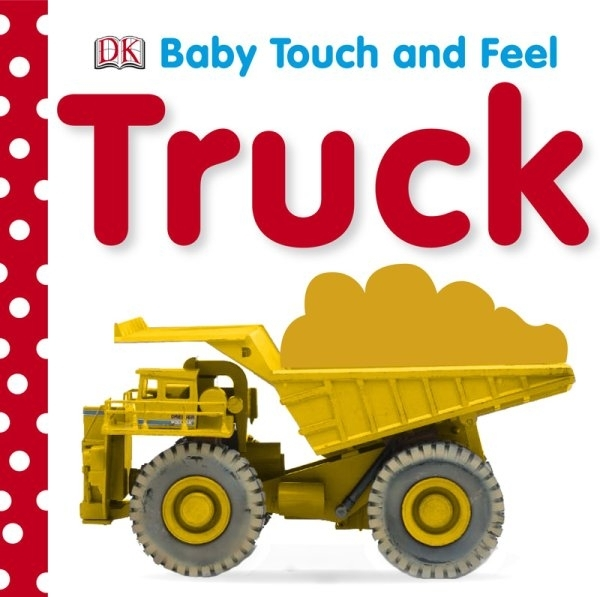 Picture of Baby Touch and Feel Truck