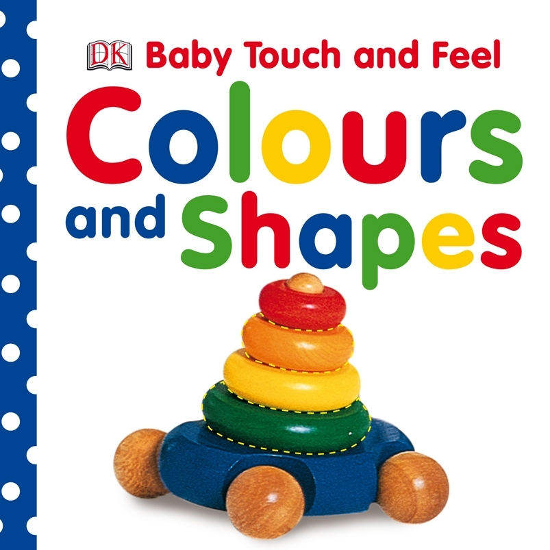 Picture of Baby Touch and Feel Colours and Shapes