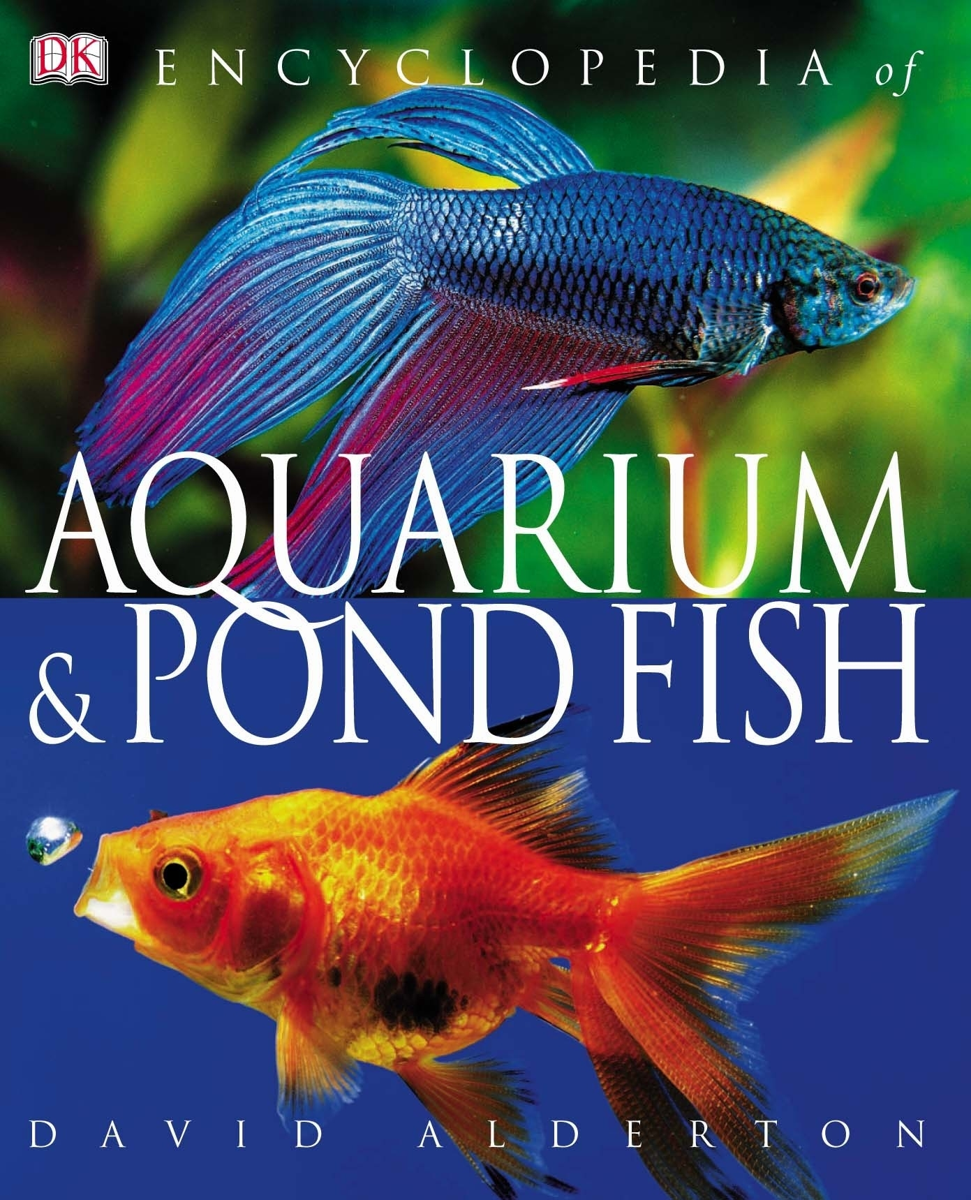 Encyclopedia of aquarium and pond fish penguin books for Aquarium fish for pond