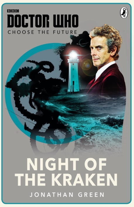 Doctor Who: Choose-the-Future: Night of the Kraken