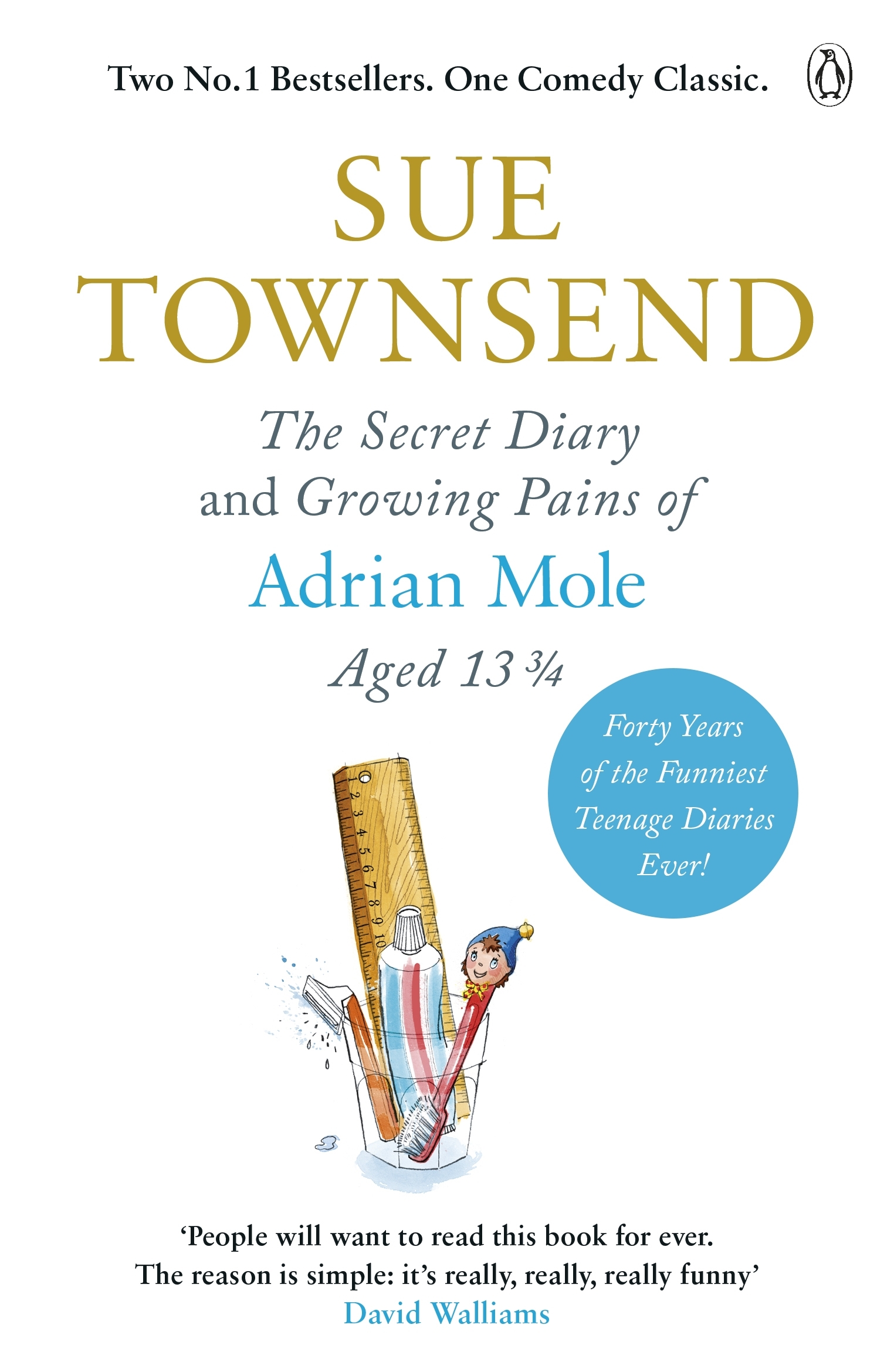 Adrian Mole Omnibus: Growing Pains & Diary
