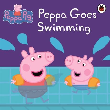 Peppa Pig Peppa Goes Swimming Penguin Books New Zealand