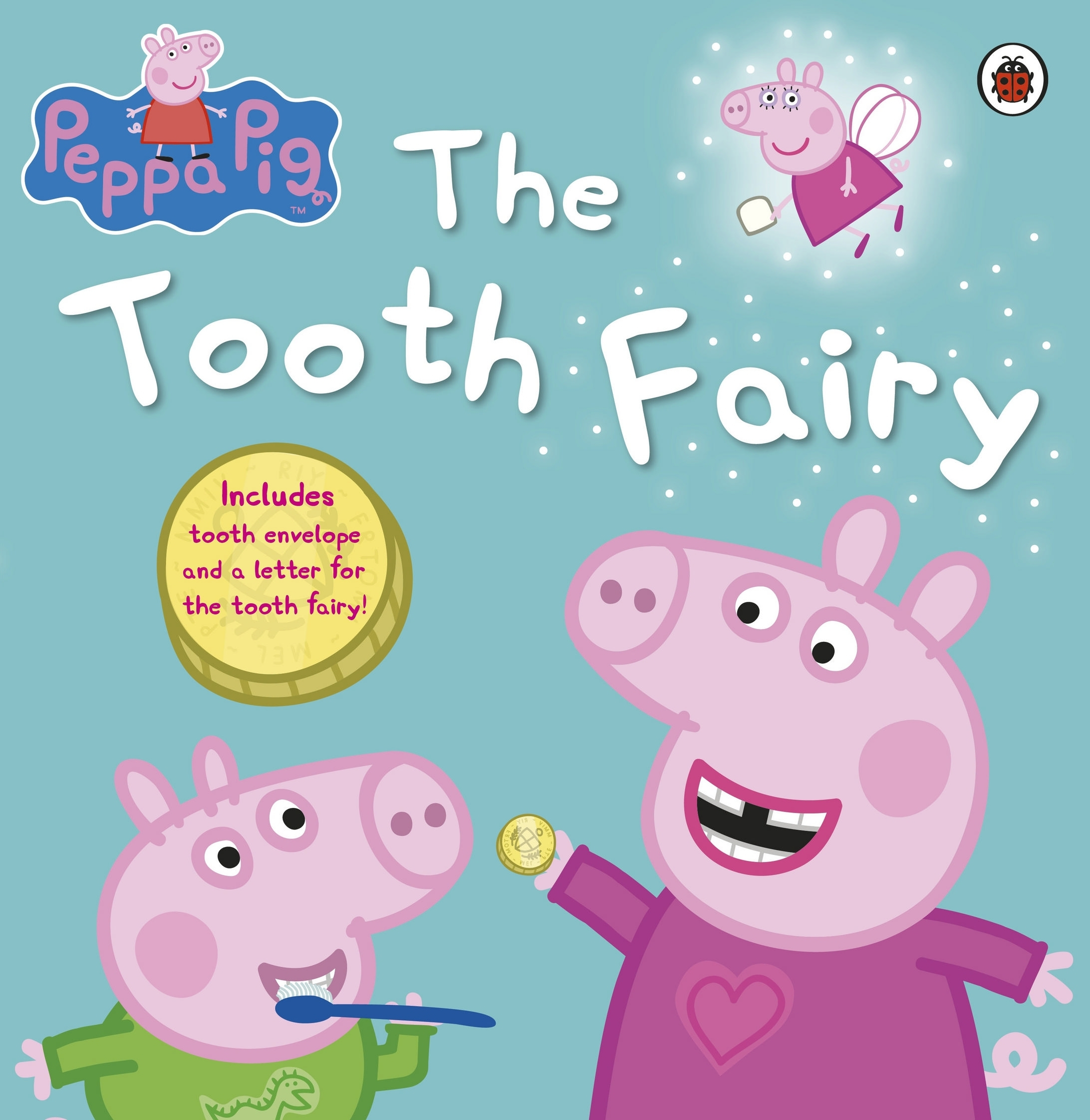 Peppa Pig Tooth Fairy Episode