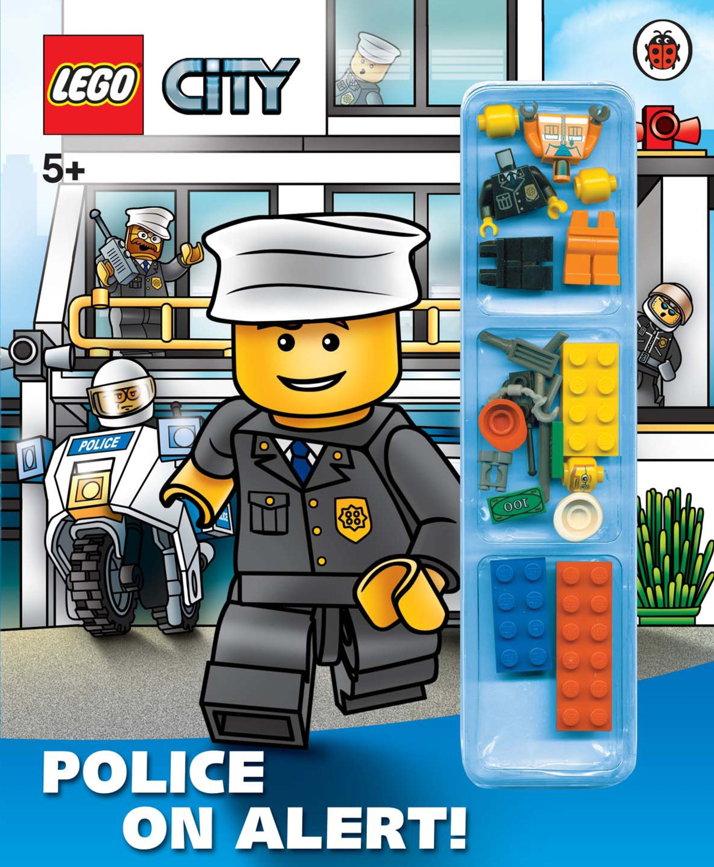 Lego City: Police on Alert!