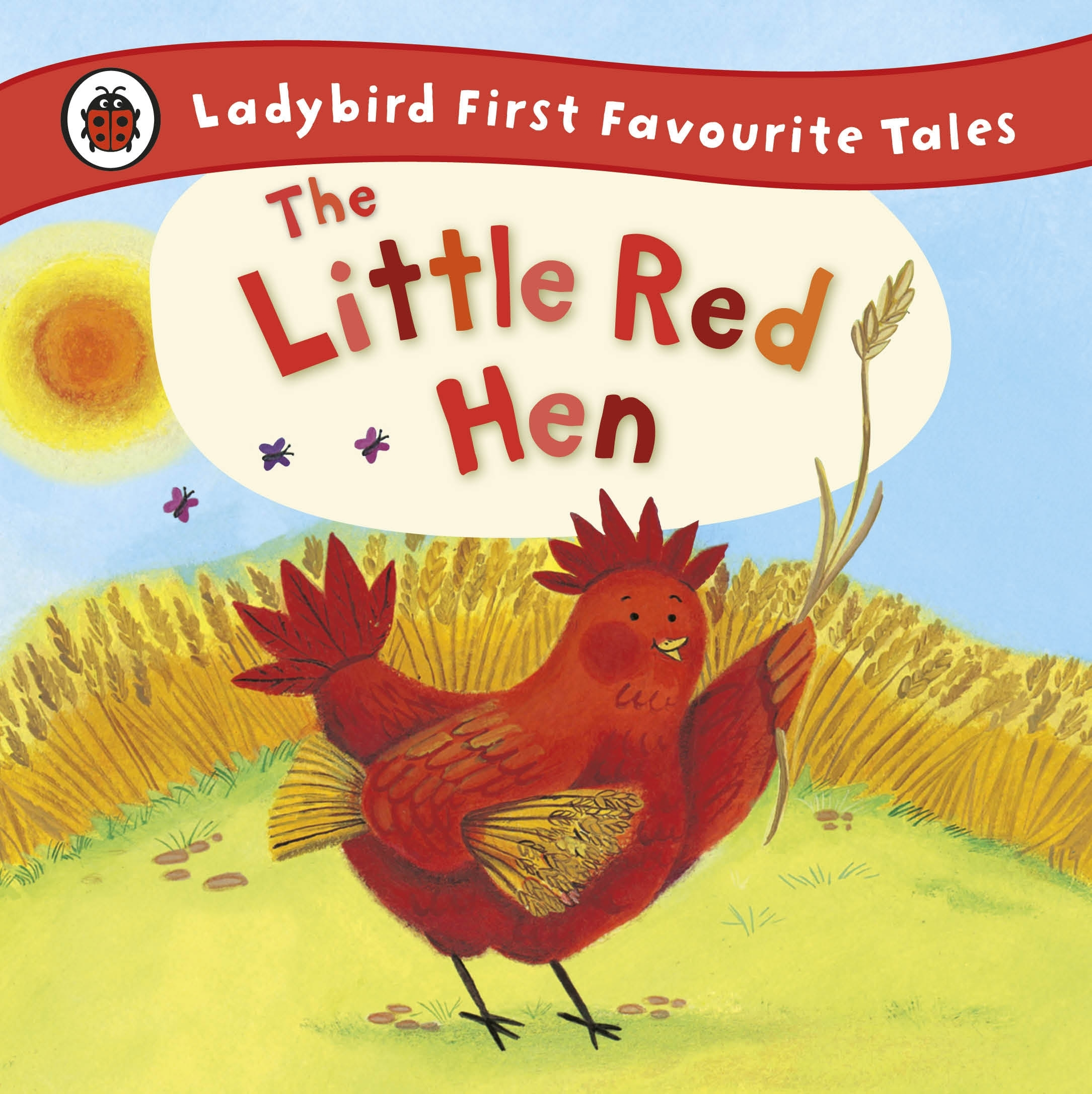 ... First Favourite Tales: The Little Red Hen | Penguin Books Australia