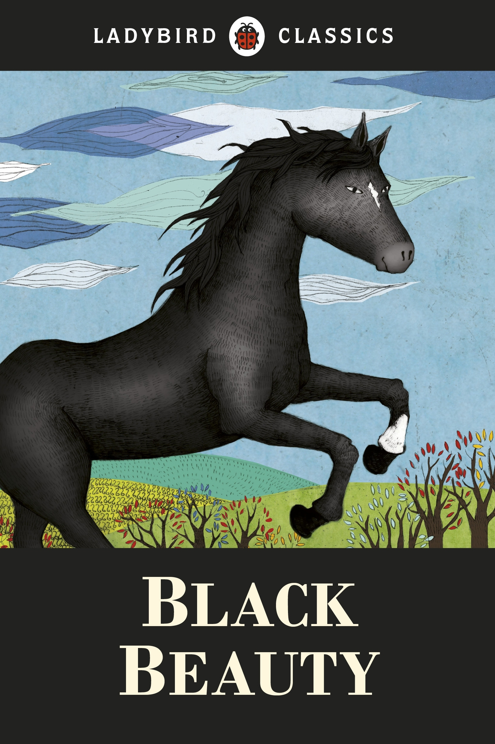 Book Cover Of Black Beauty : Ladybird classics black beauty penguin books new zealand