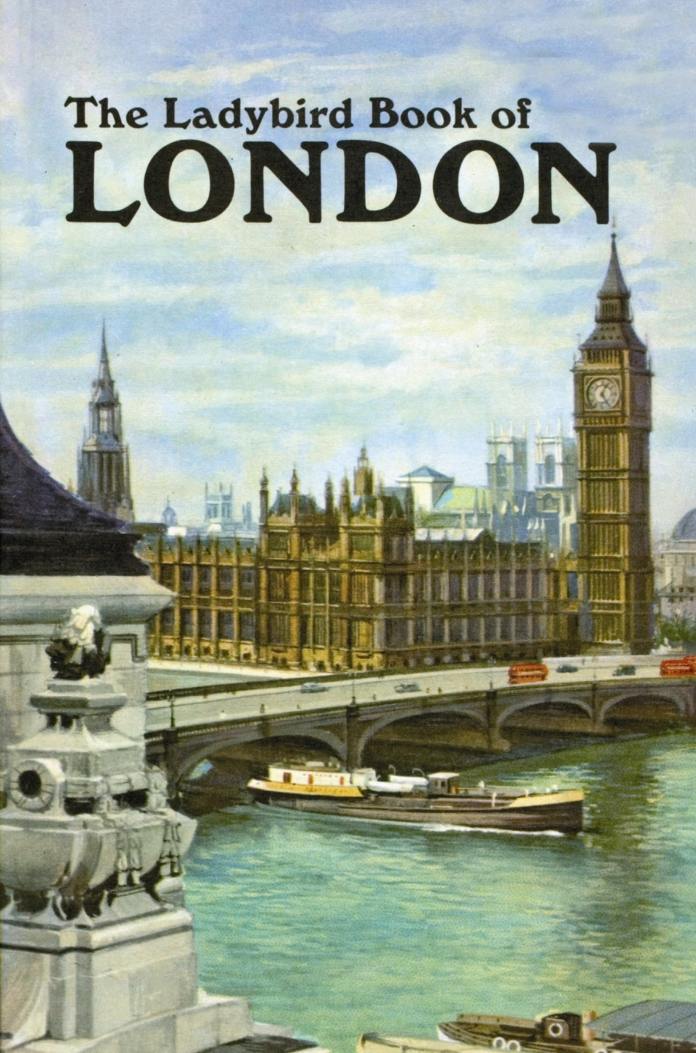 Book Cover: The Ladybird Book of London