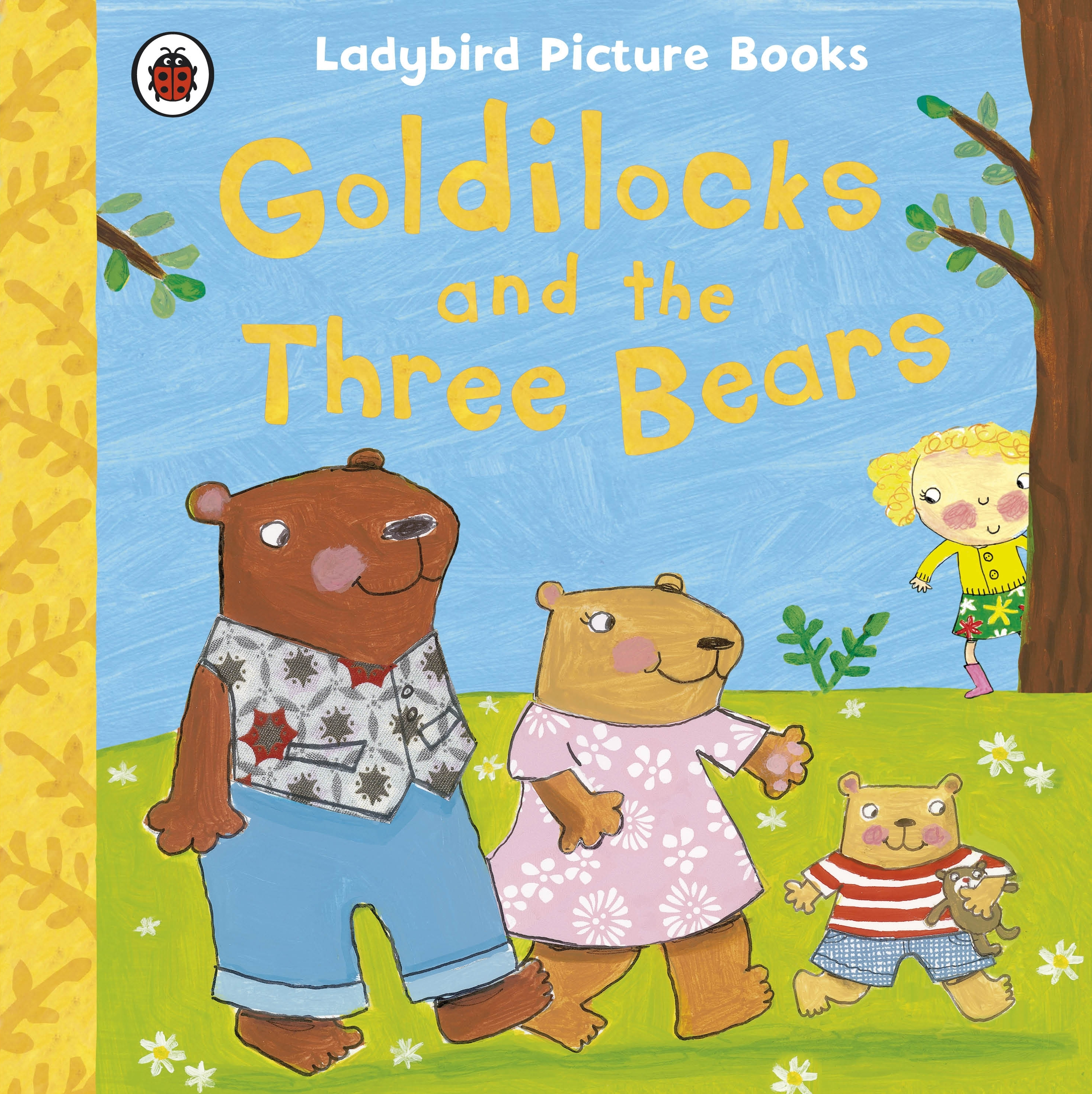 Ladybird Picture Books: Goldilocks and the Three Bears | Penguin Books ...