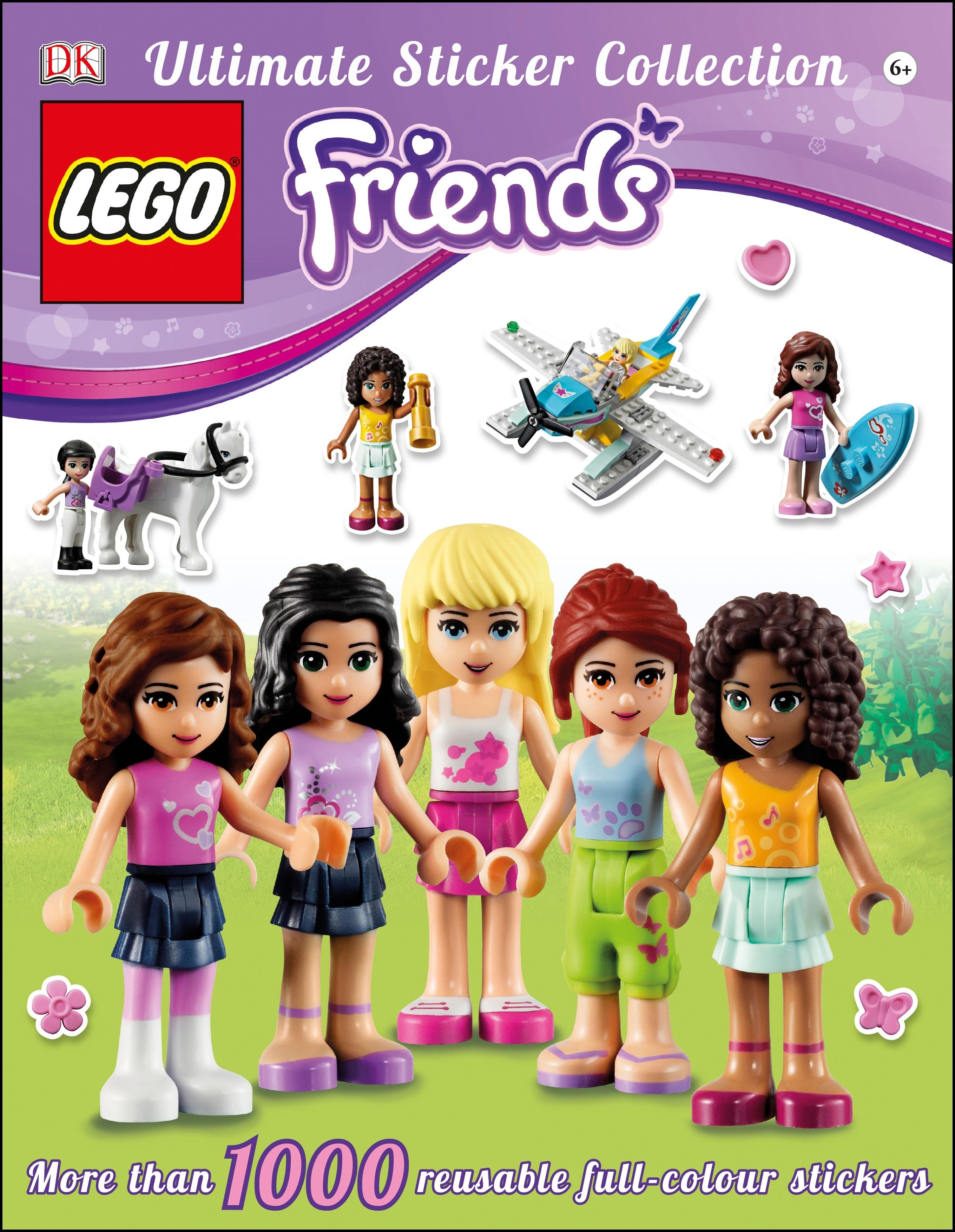Lego City Books Book Cover Lego® Friends