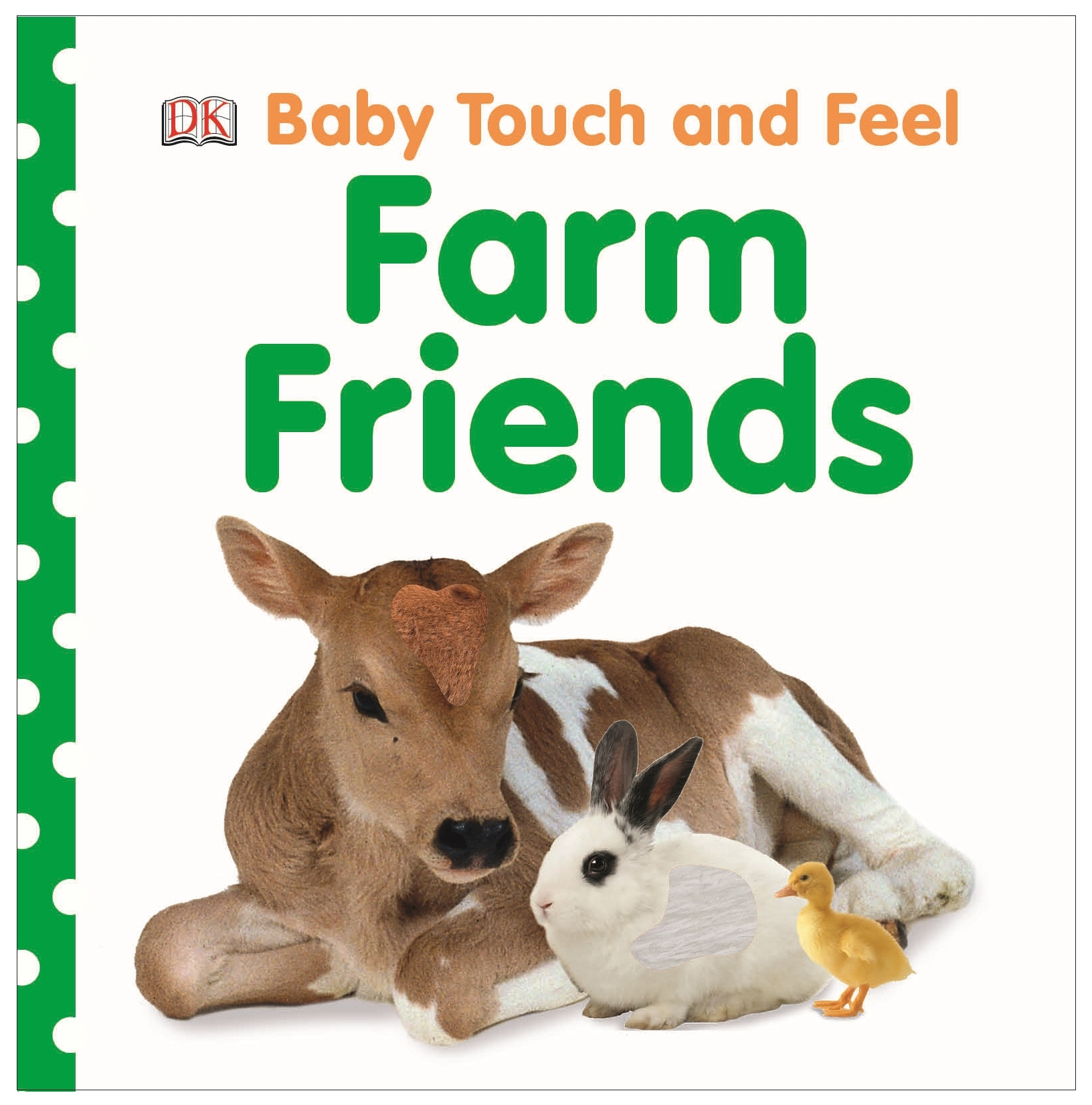 Picture of Baby Touch and Feel Farm Friends
