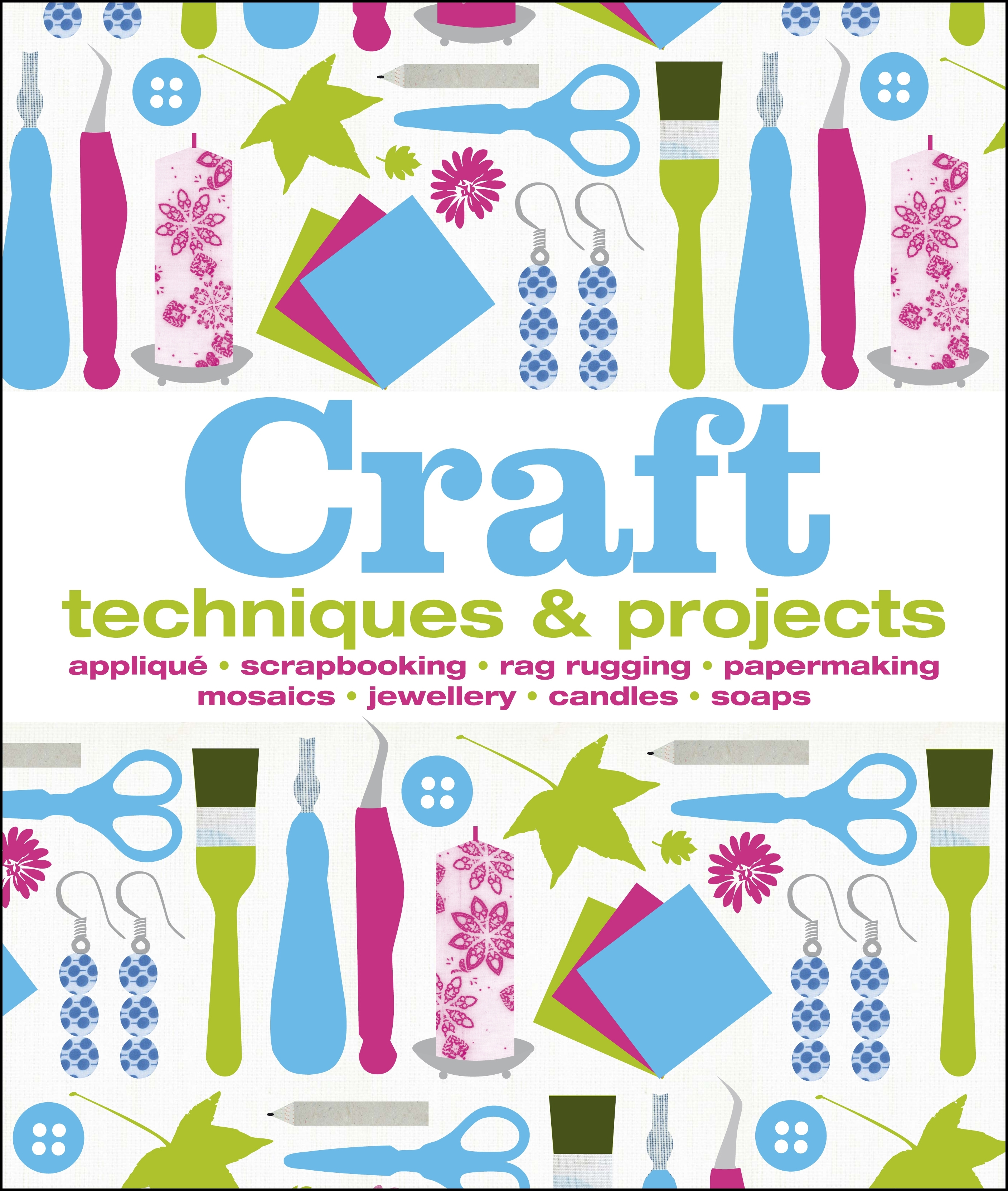 Book Cover:  Craft