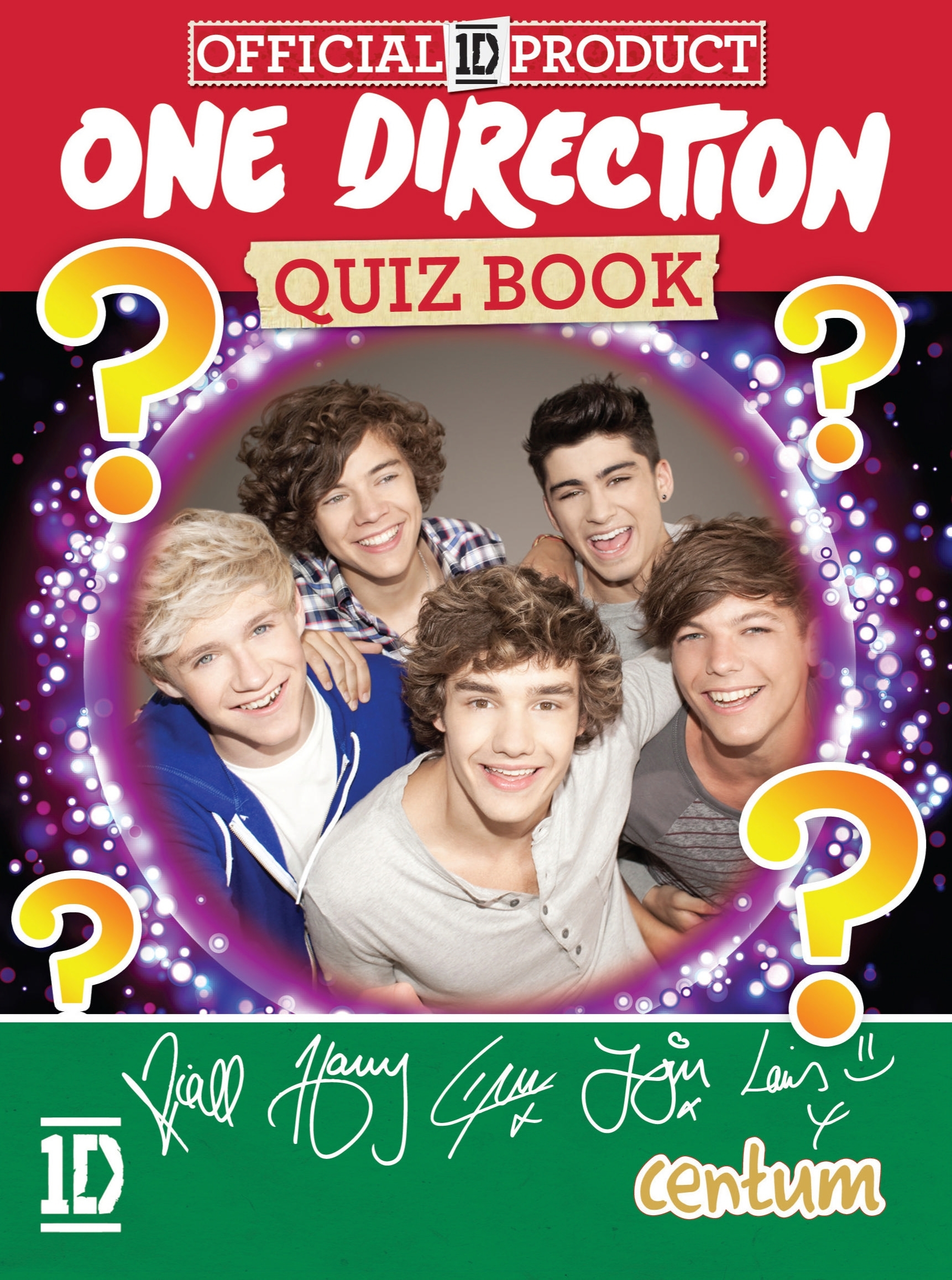 One direction quiz book penguin books australia