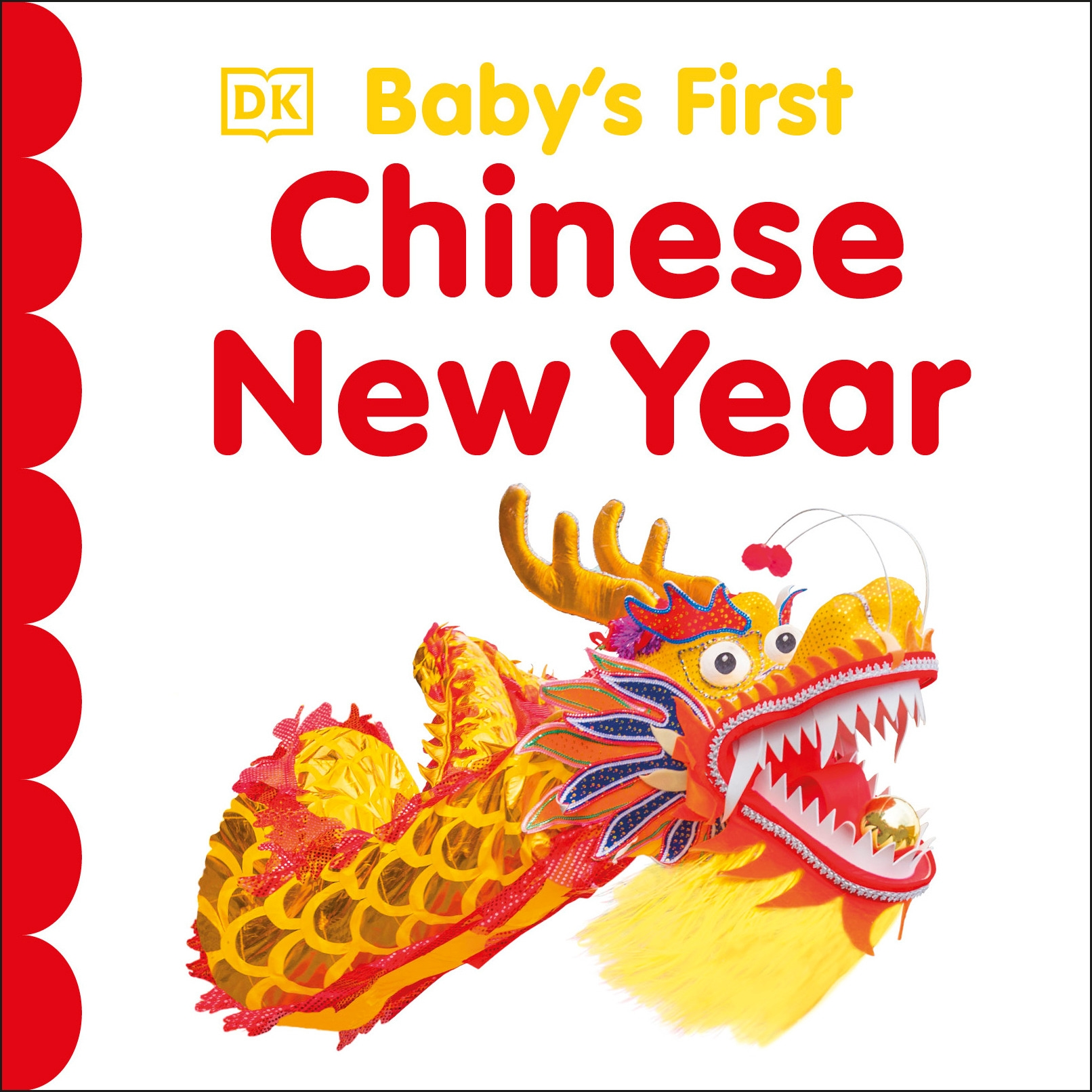 Picture of Baby's First Chinese New Year