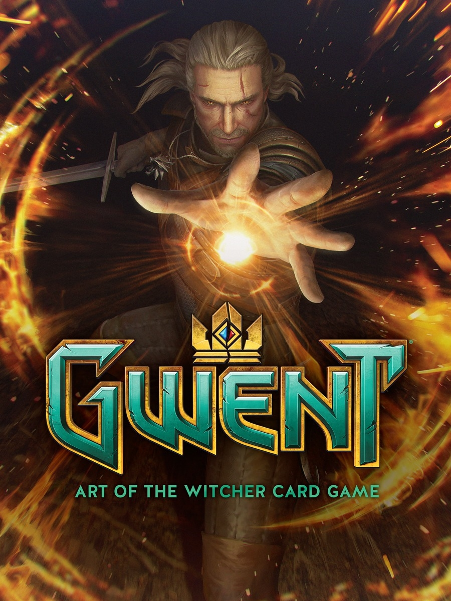 Picture of Gwent: Art of The Witcher Card Game