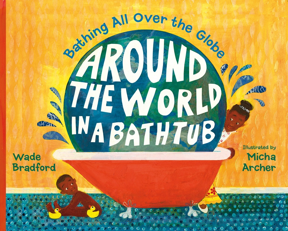 Image result for around the world in a bathtub