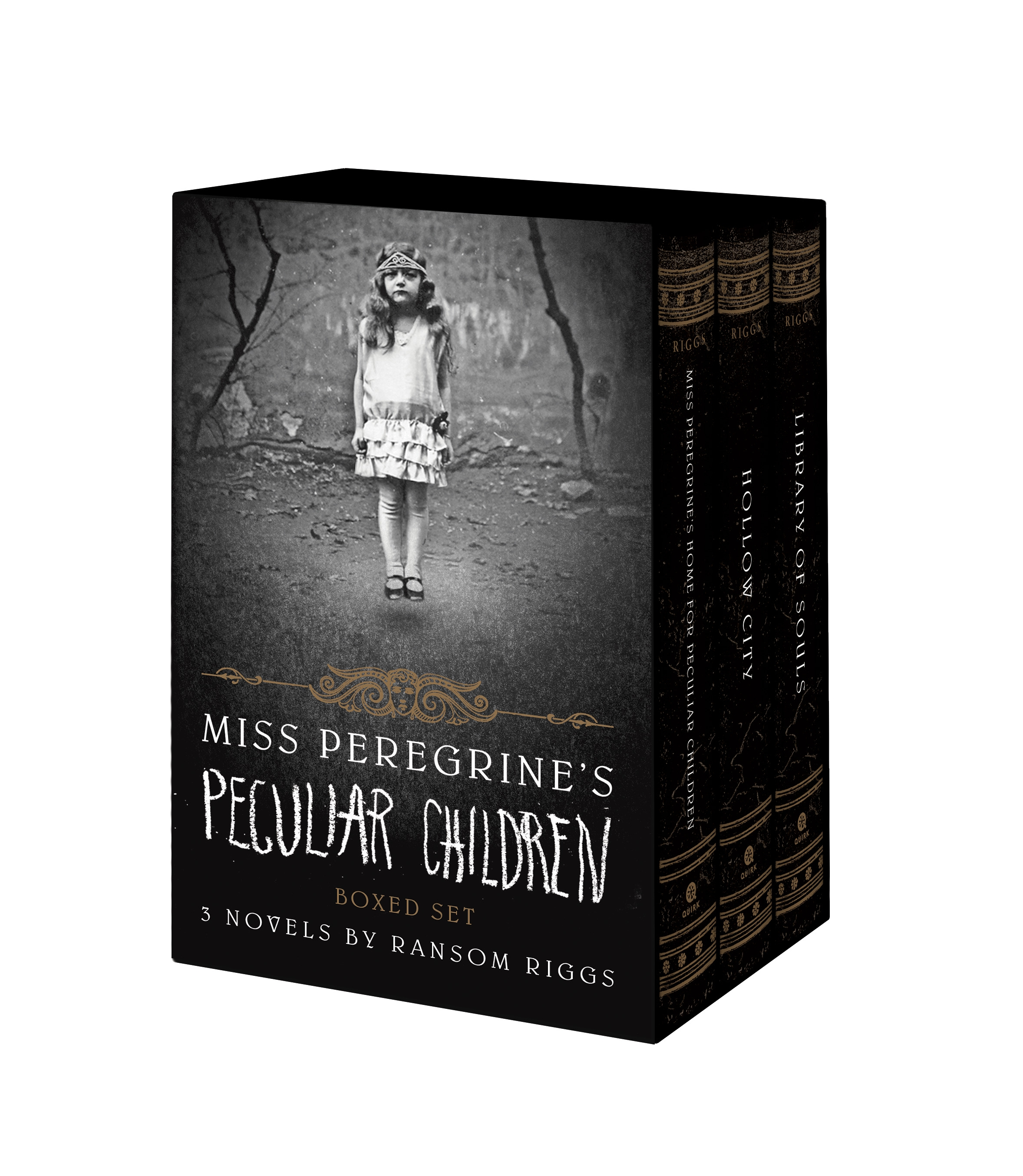Picture of Miss Peregrine's Peculiar Children Boxed Set