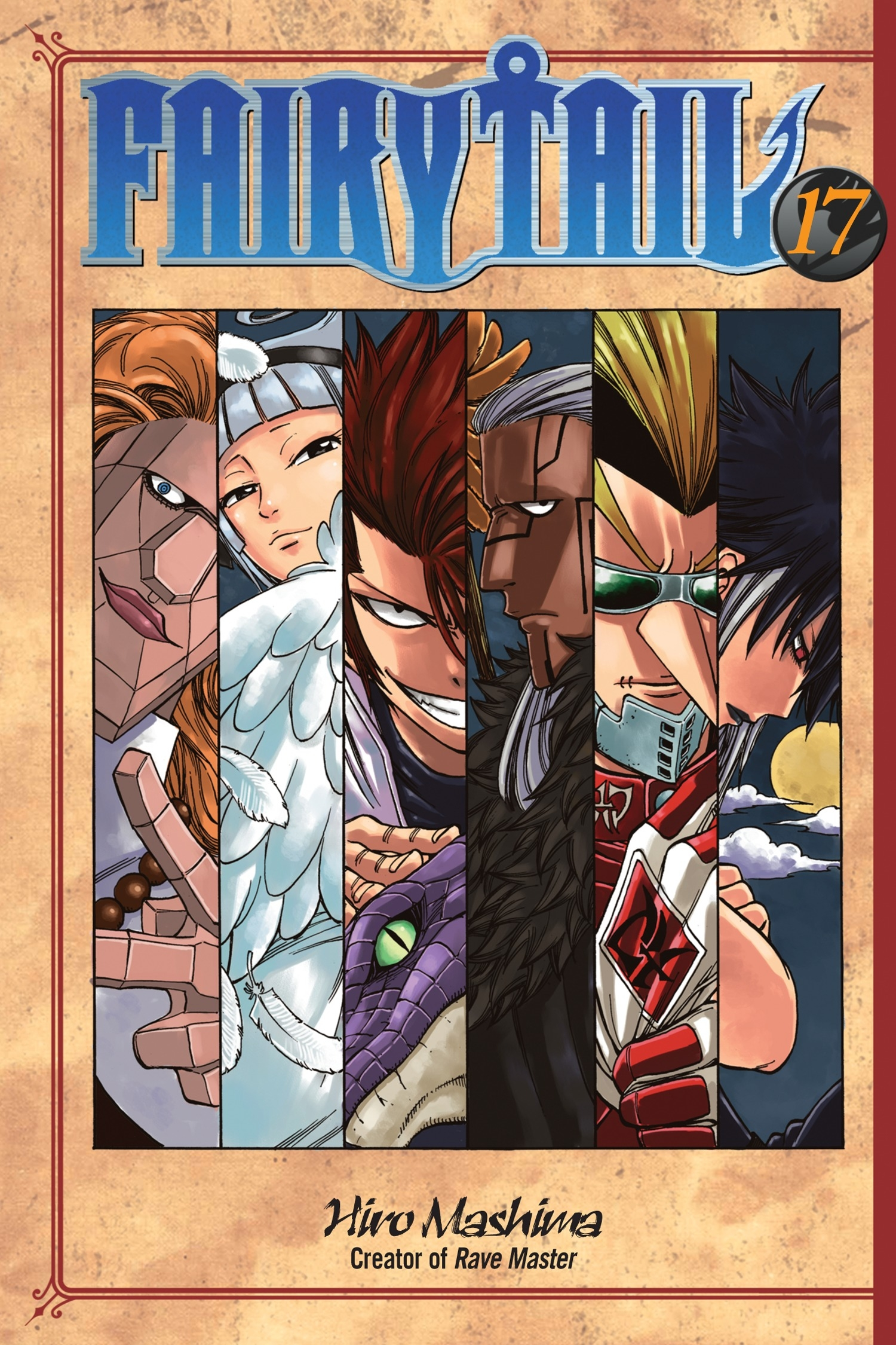 Picture of Fairy Tail 17