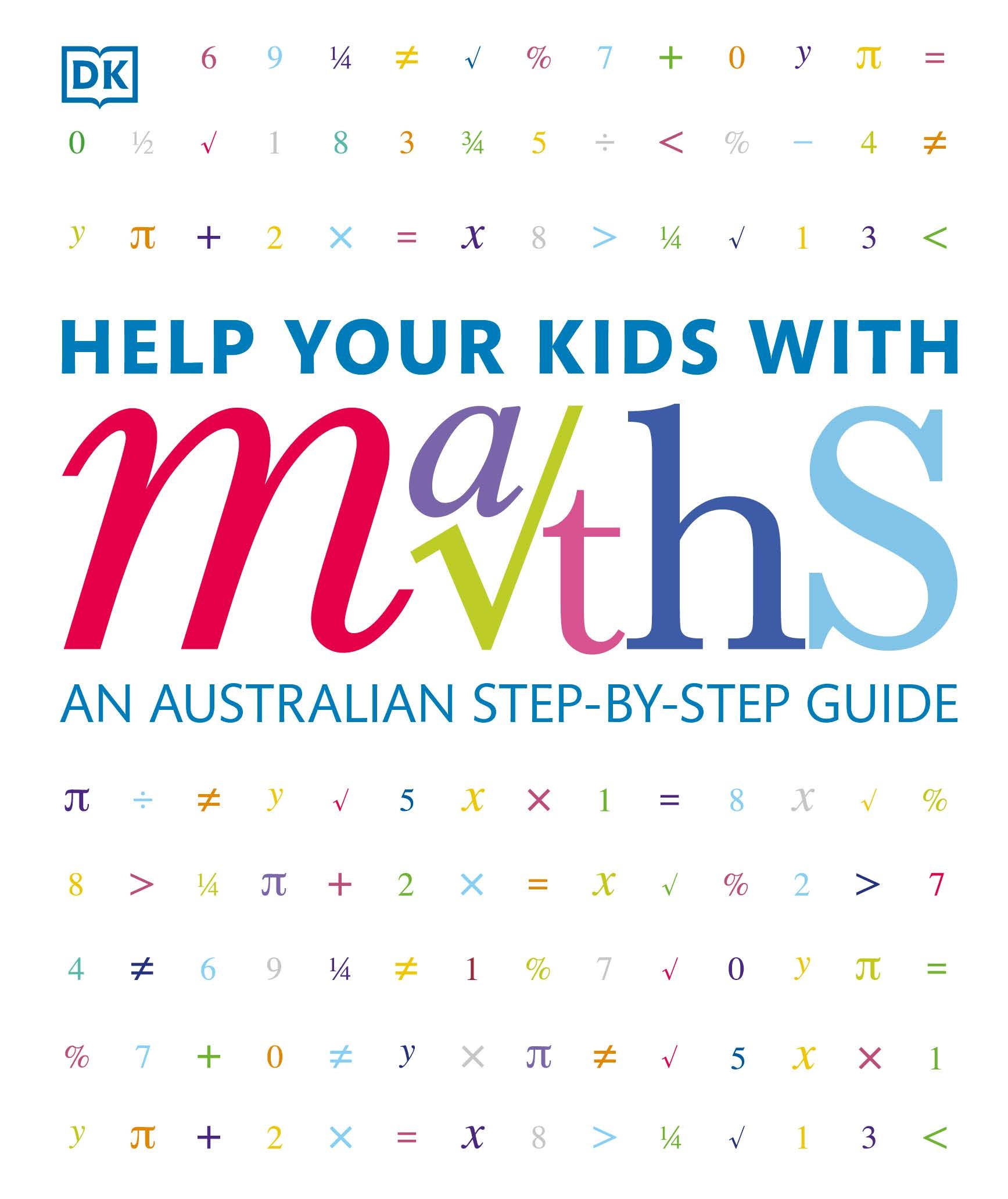 Kids Maths Book Cover ~ Help your kids with maths penguin books australia