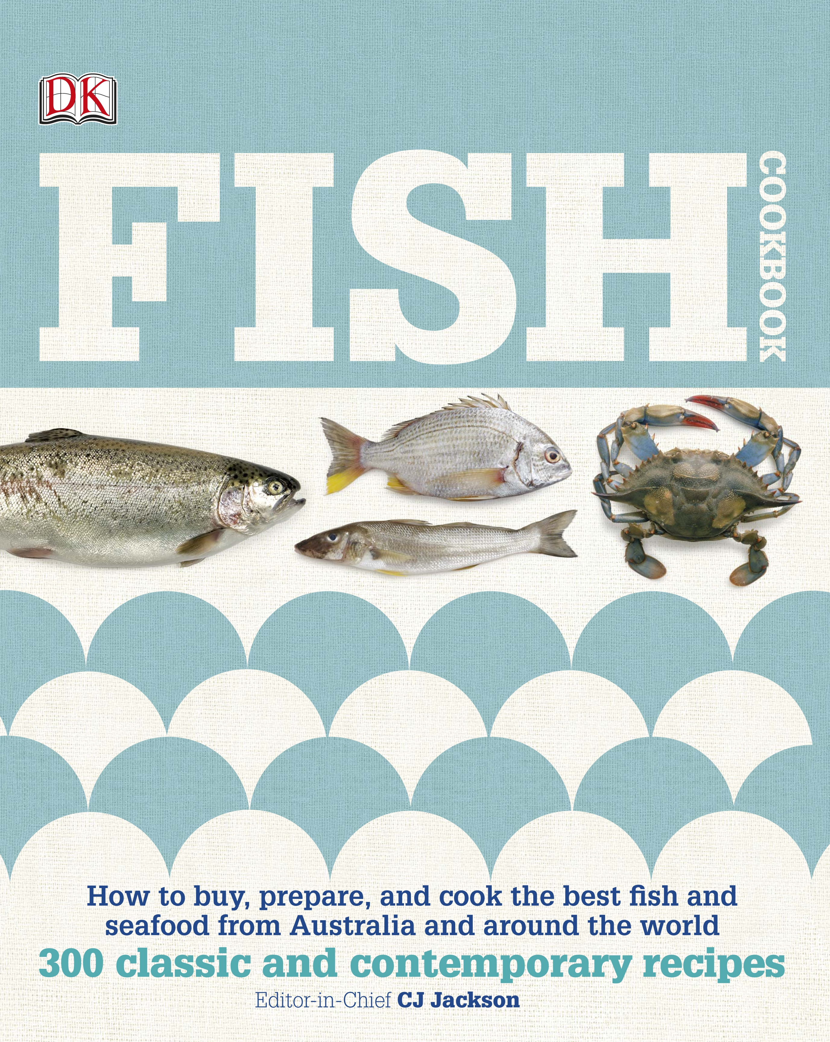 Book Cover:  Fish Cookbook