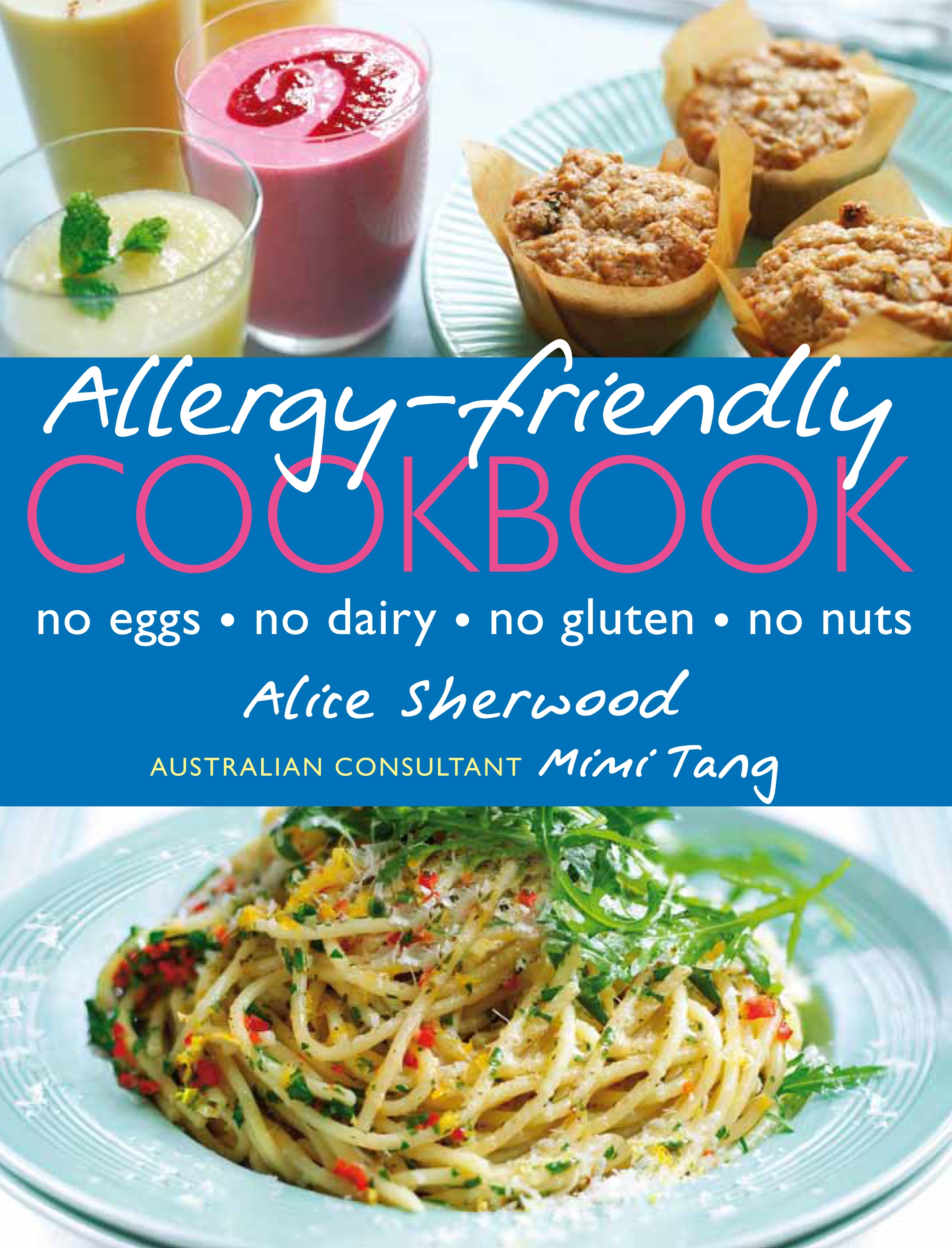 Book Cover:  Allergy Friendly Cookbook