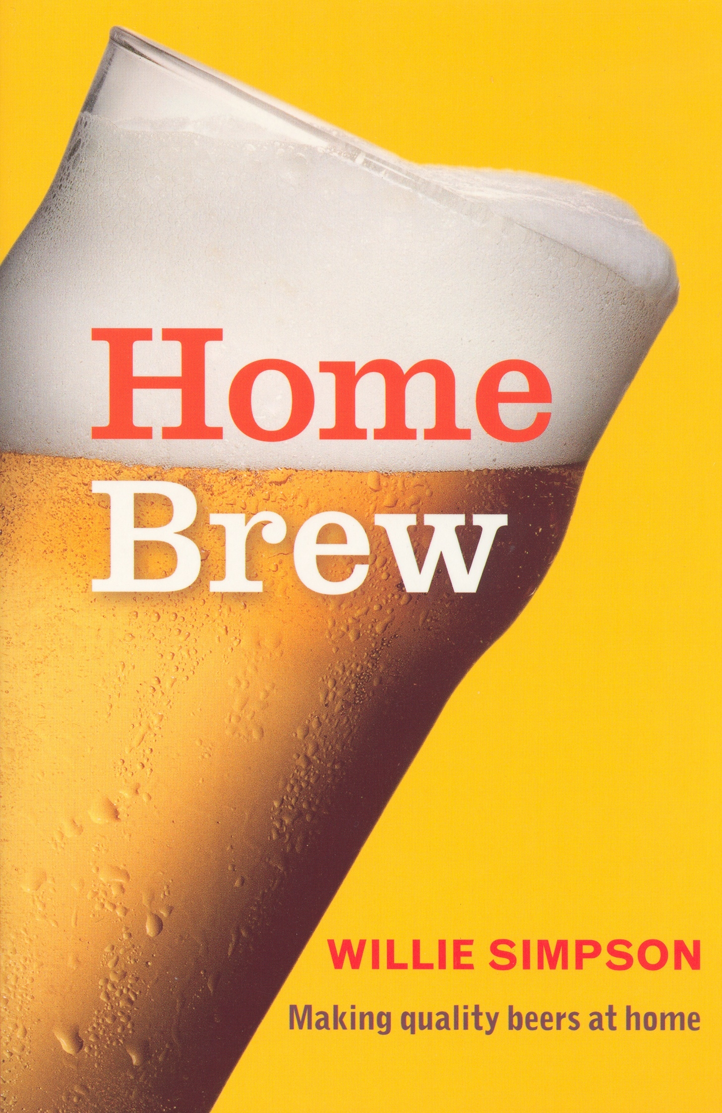 Book Cover:  Home Brew