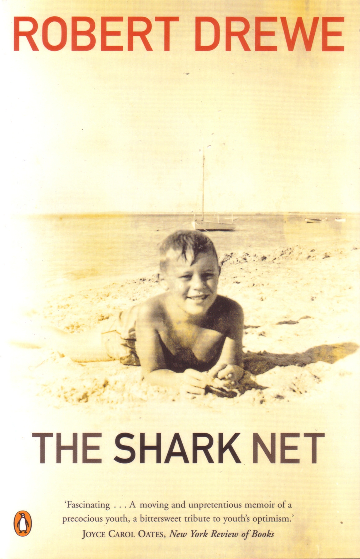 Book Cover: The Shark Net