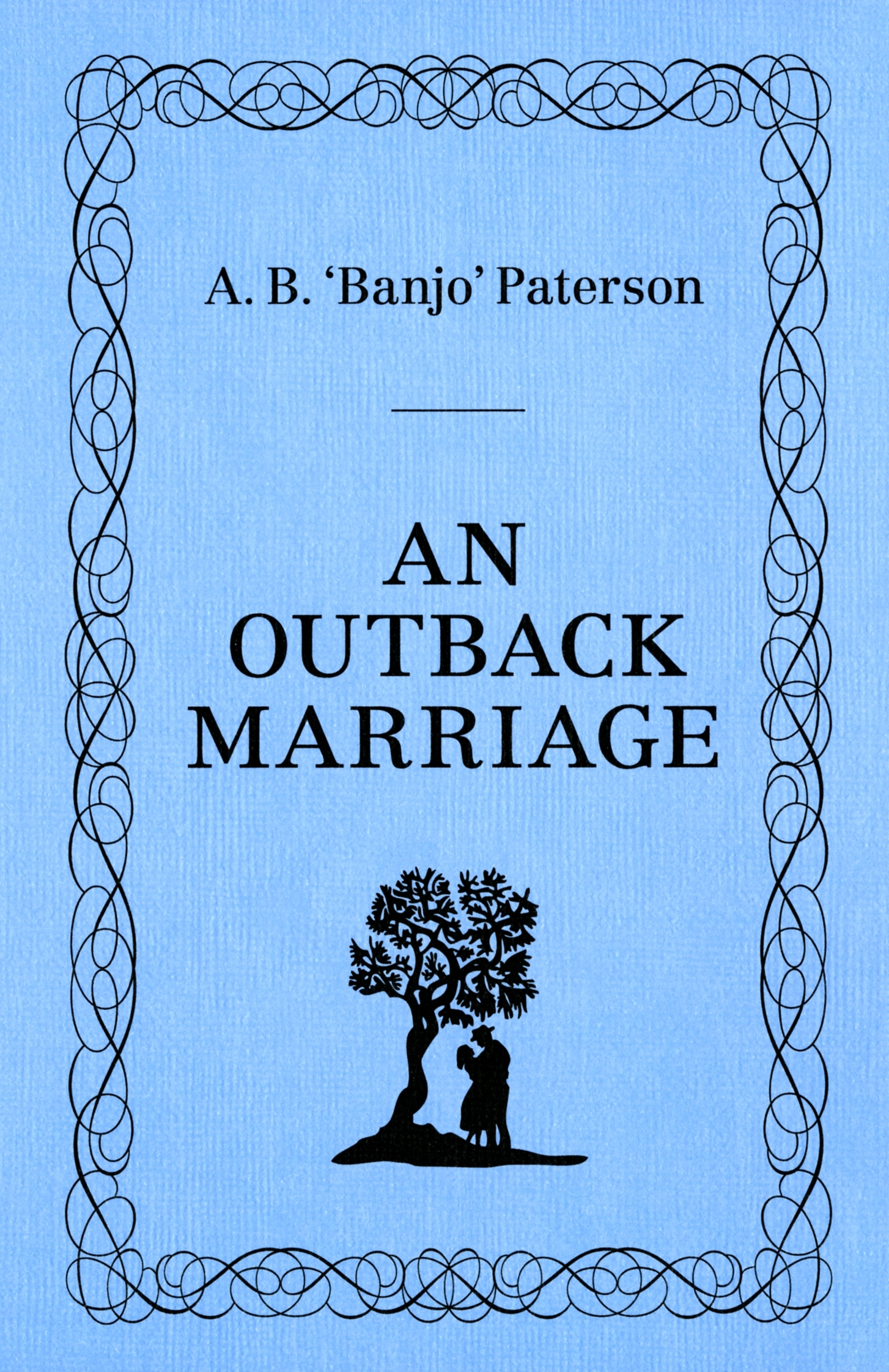 Book Cover: An Outback Marriage