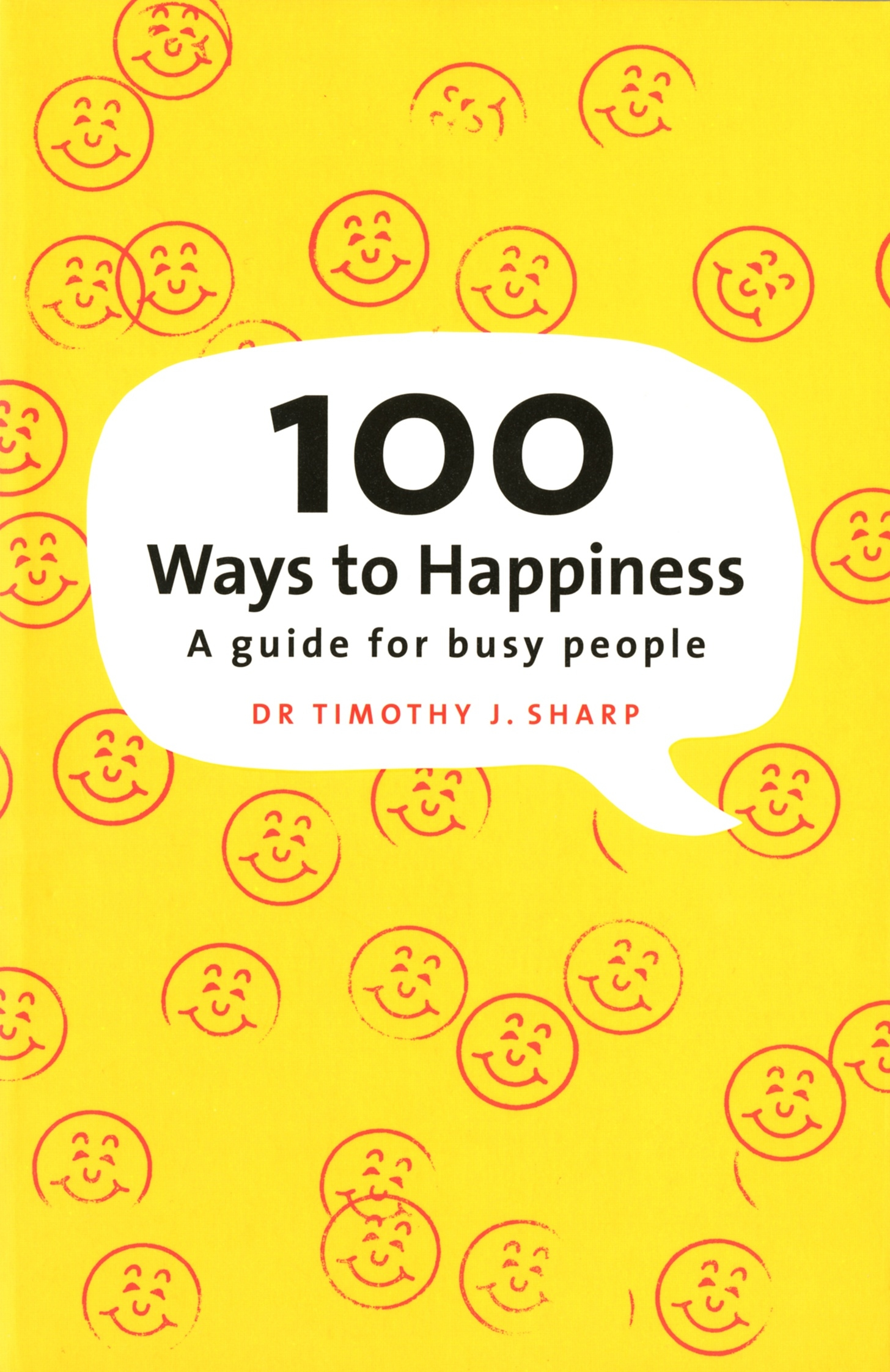 Book Cover:  100 Ways To Happiness