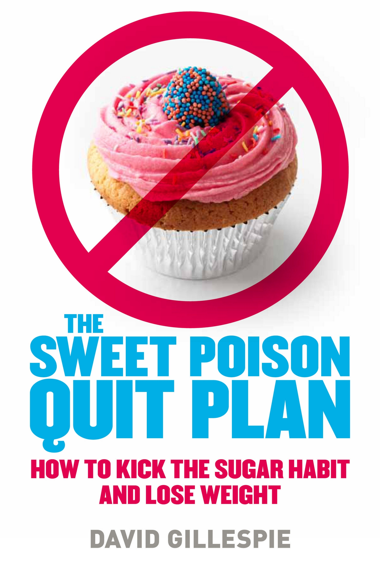 Book Cover:  Sweet Poison Quit Plan