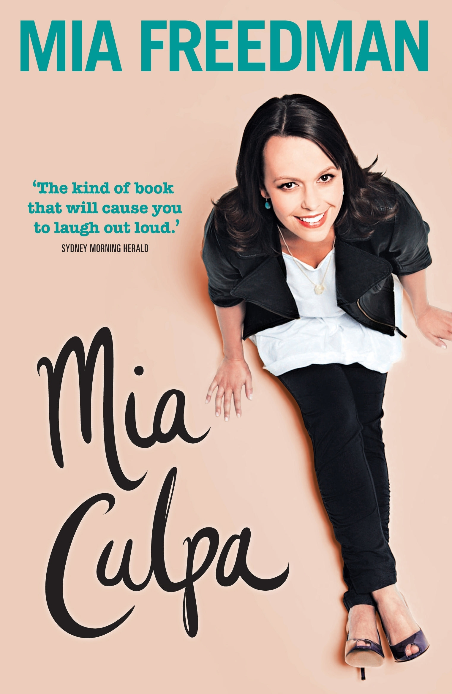 Book Cover:  Mia Culpa