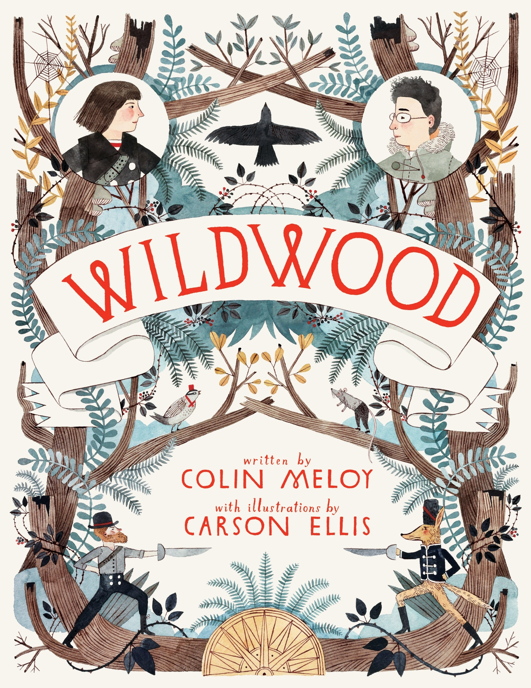 Book Cover:  Wildwood