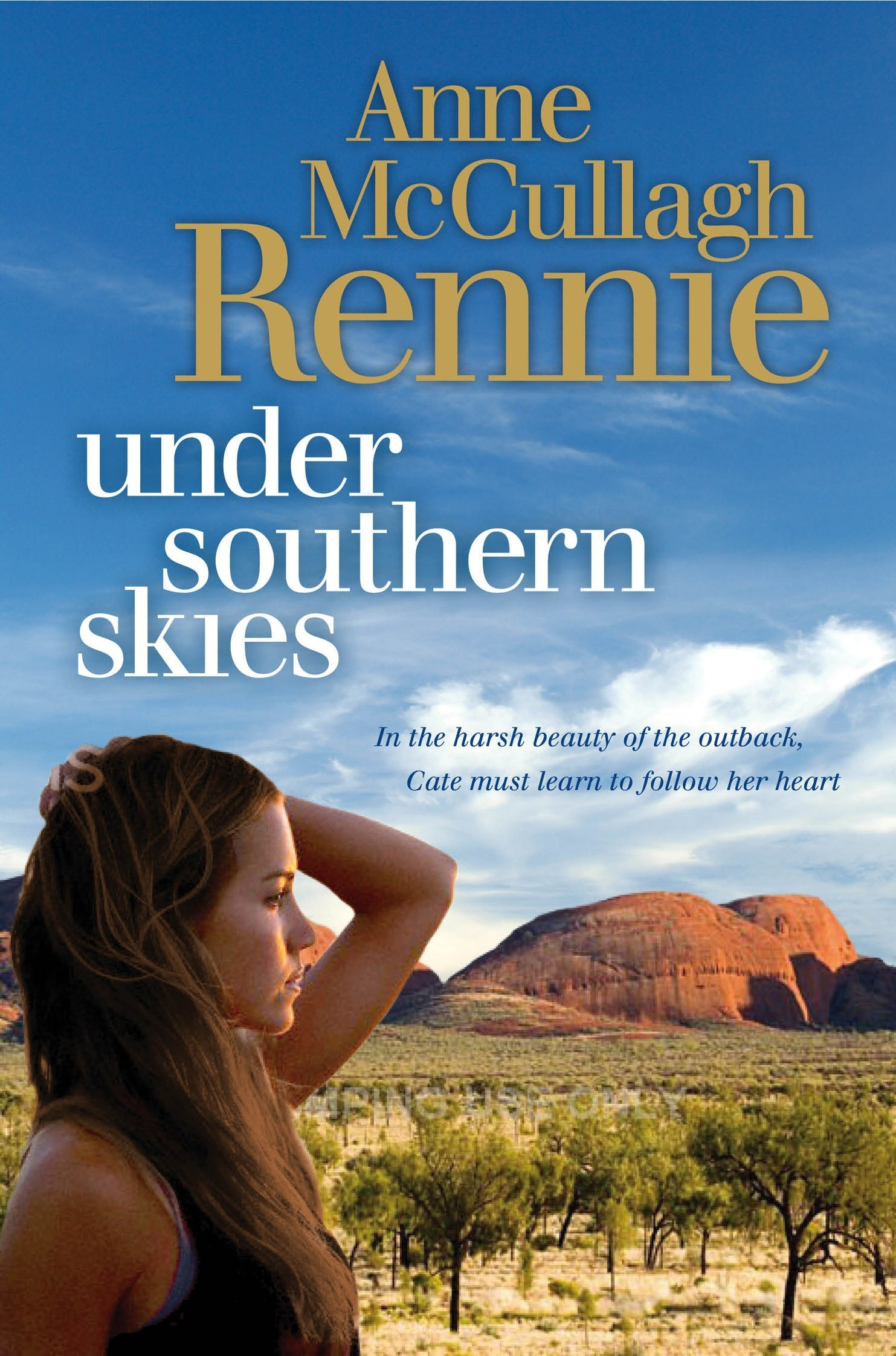 Book Cover:  Under Southern Skies