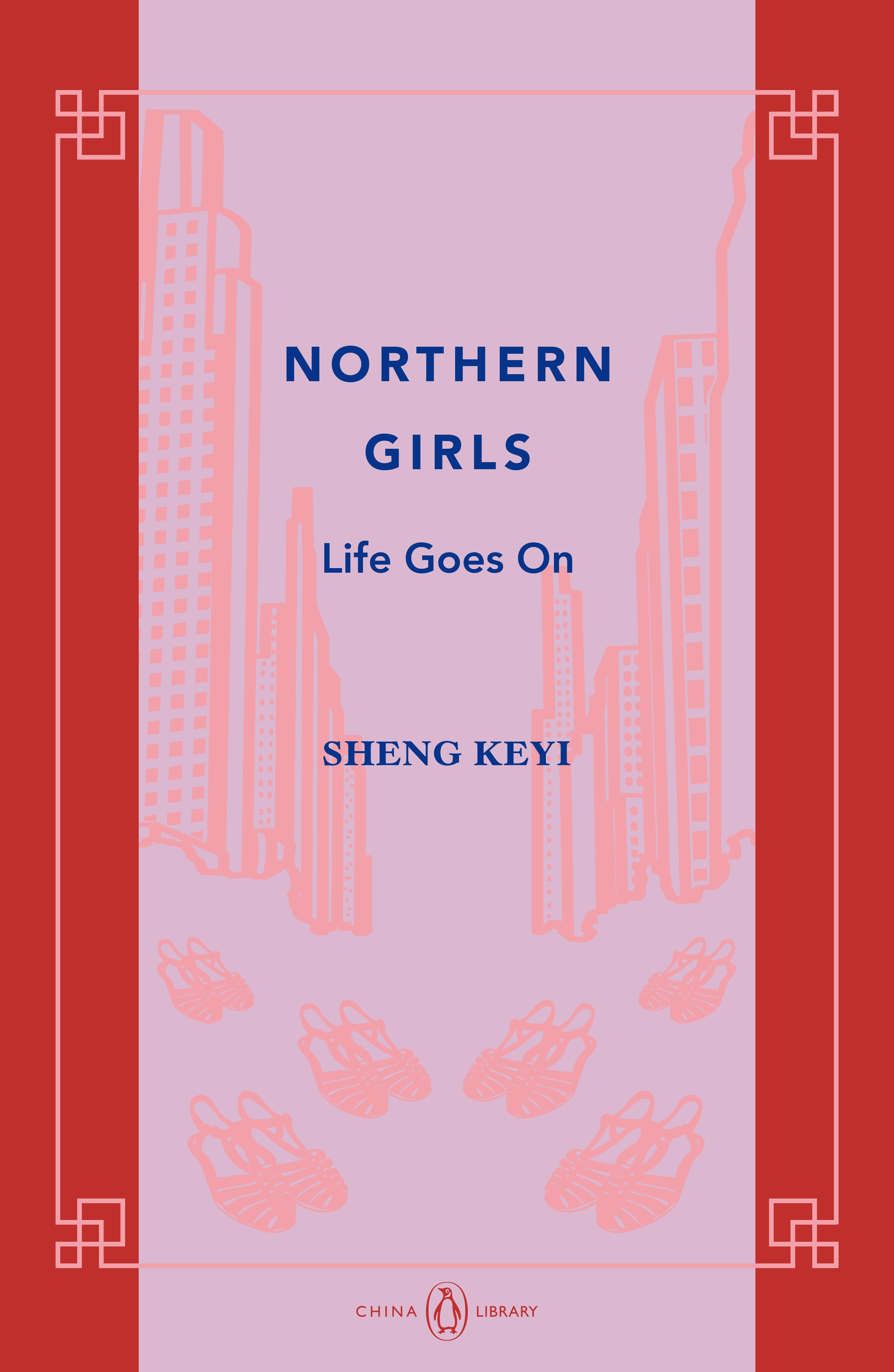 Book Cover:  Northern Girls: Life Goes On