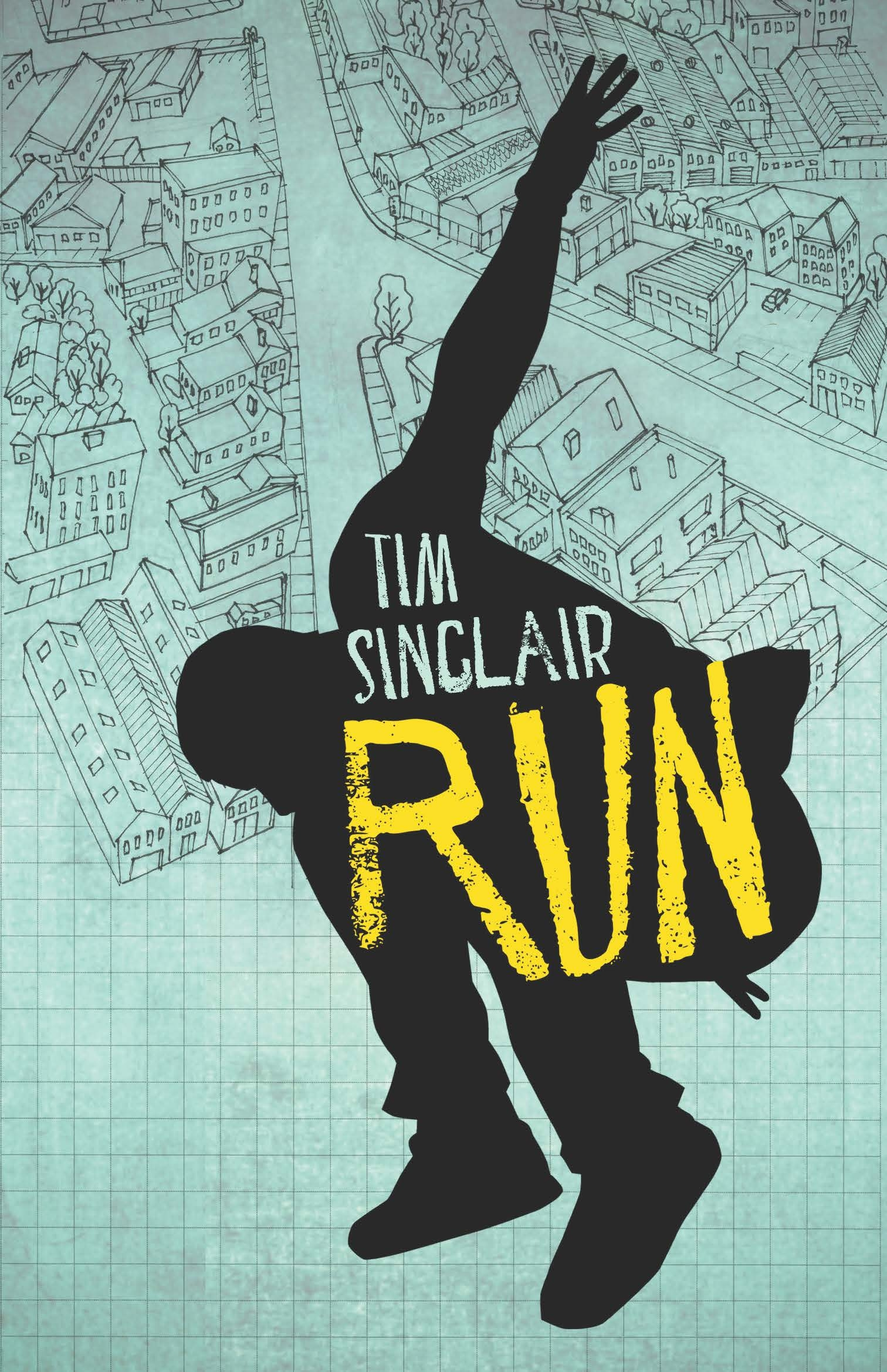 Book Cover:  Run