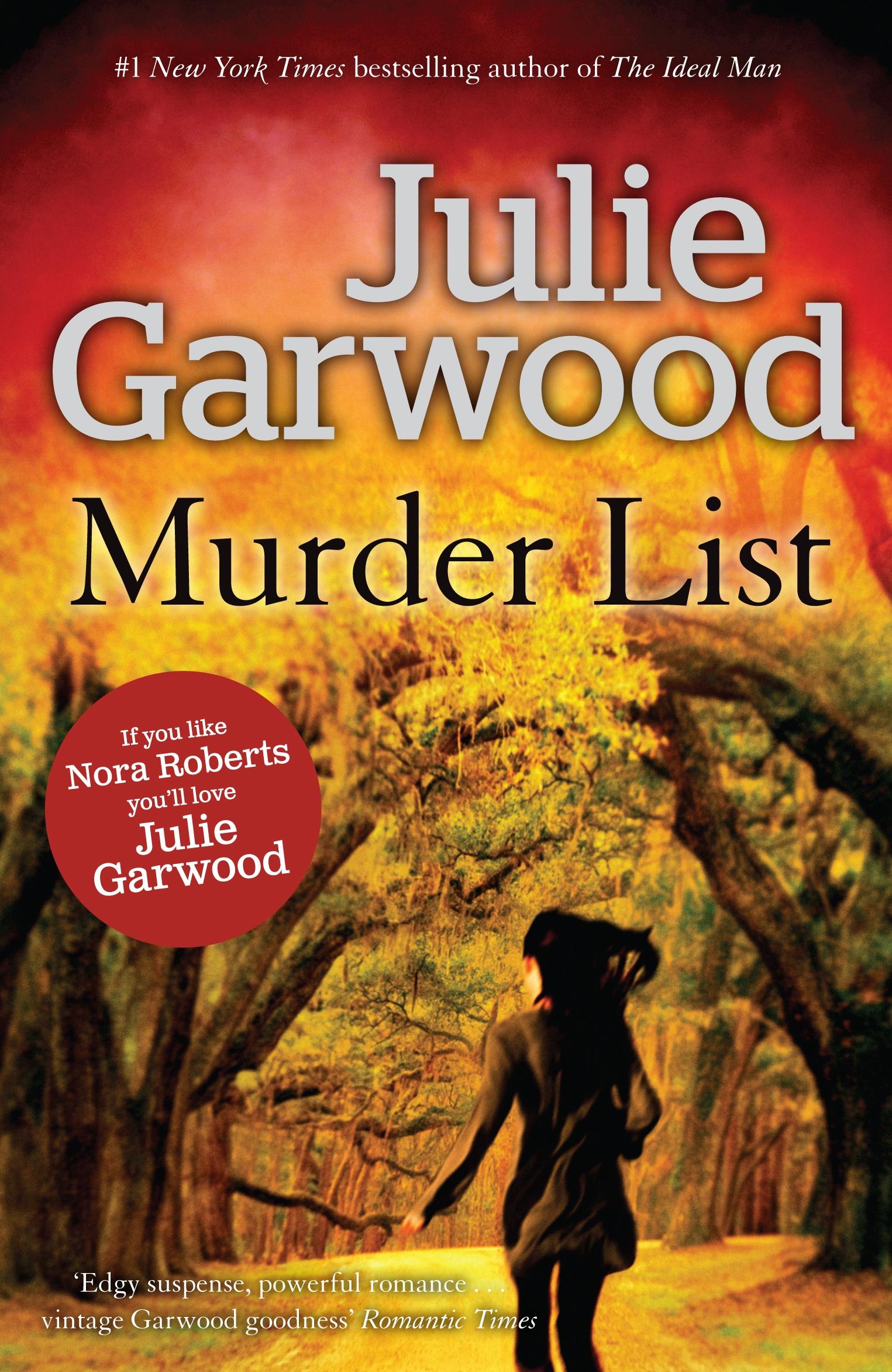 Murder List Julie Garwood