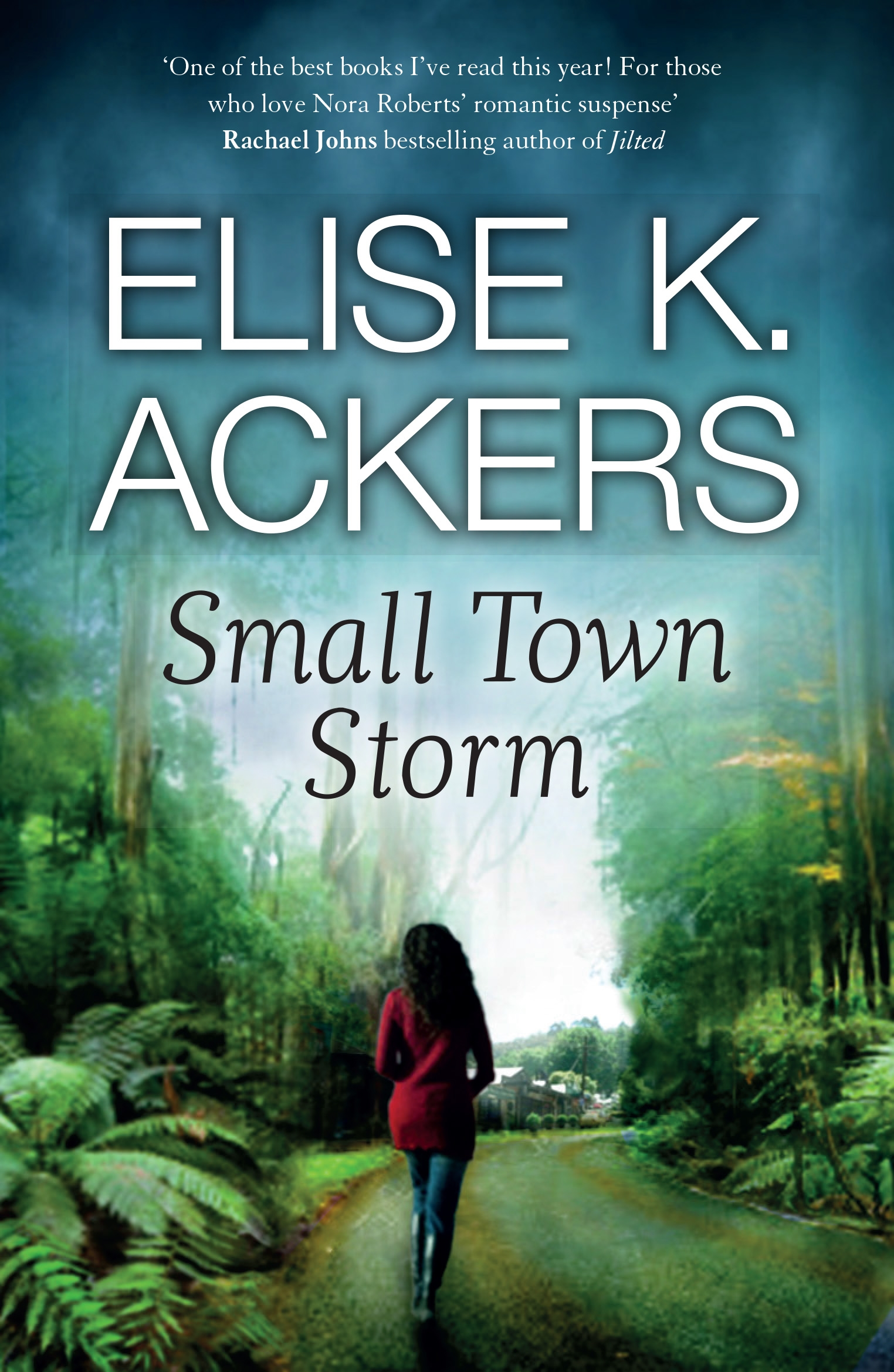 Book Cover:  Small Town Storm: Destiny Romance