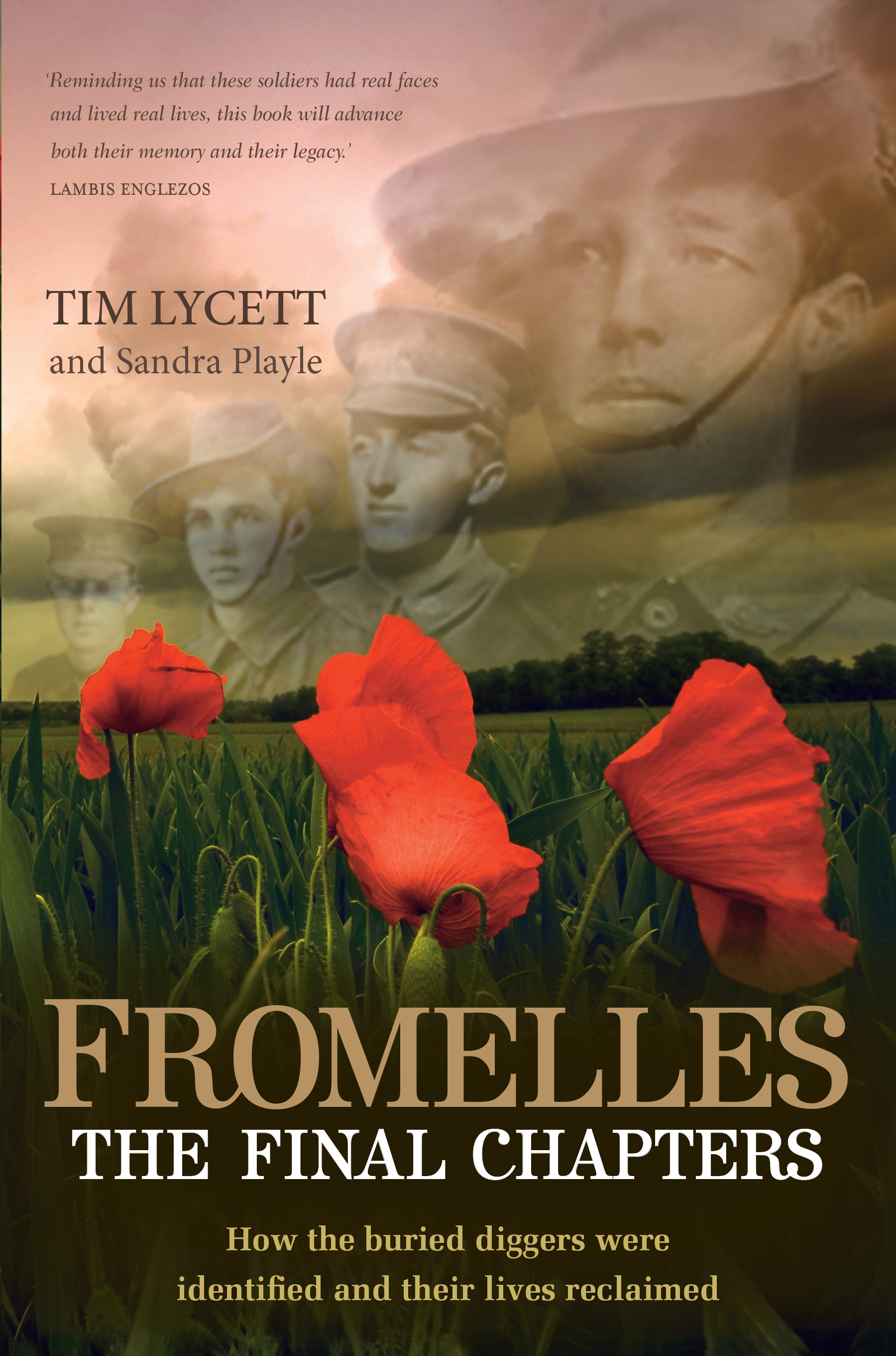 Book Cover:  Fromelles: The Final Chapters