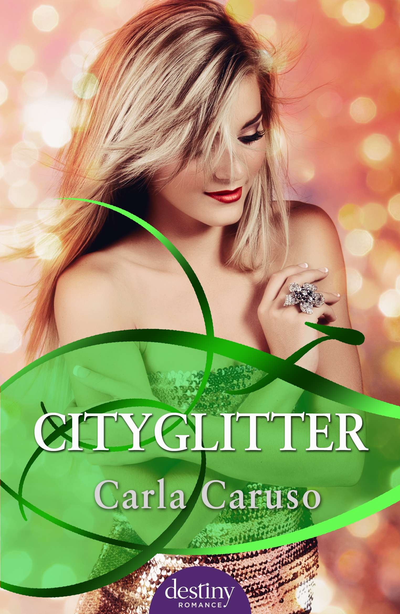 Book Cover:  Cityglitter: Destiny Romance